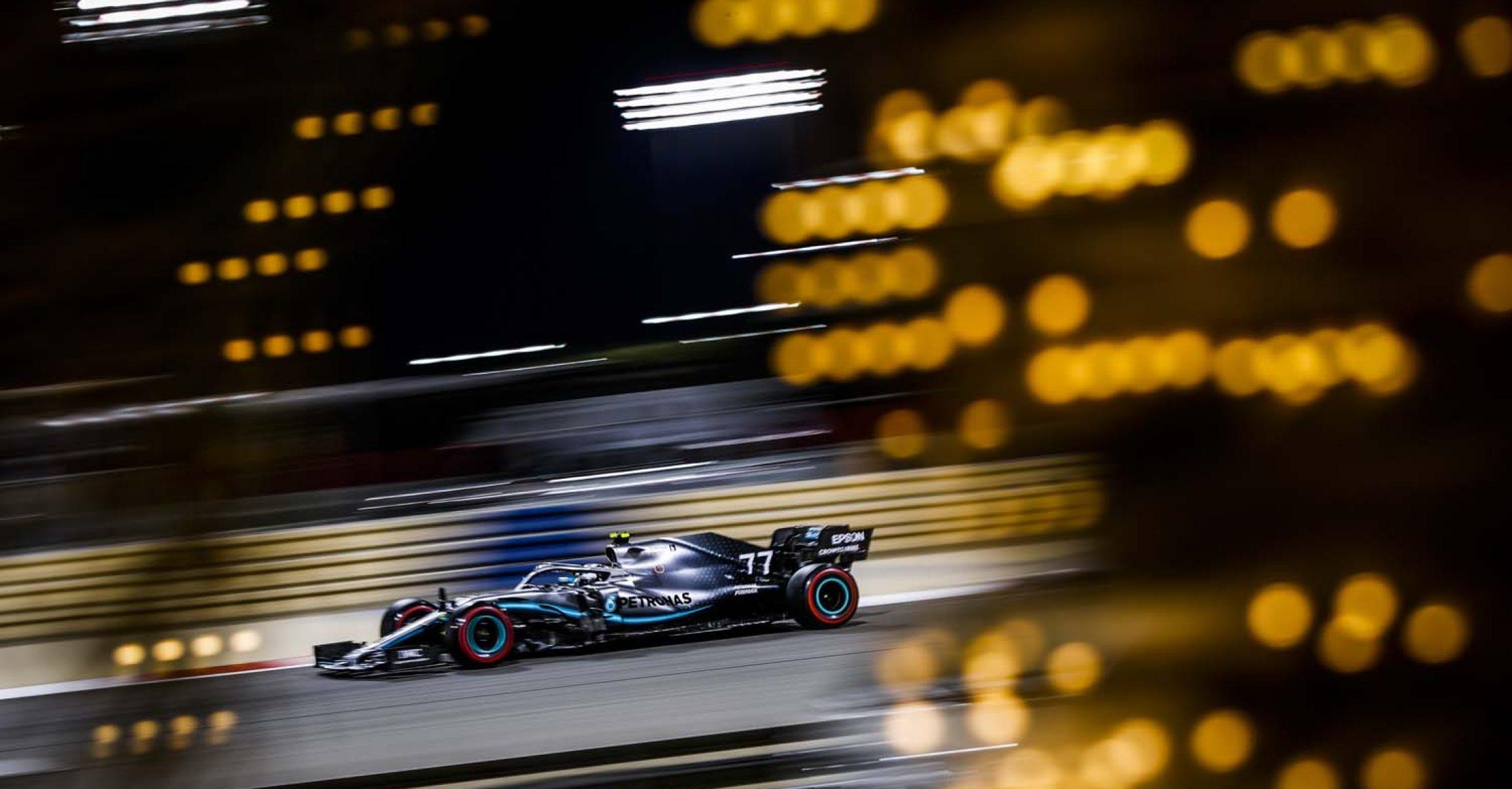 2019 Bahrain Grand Prix, Saturday - Wolfgang Wilhelm Valtteri Bottas Mercedes
