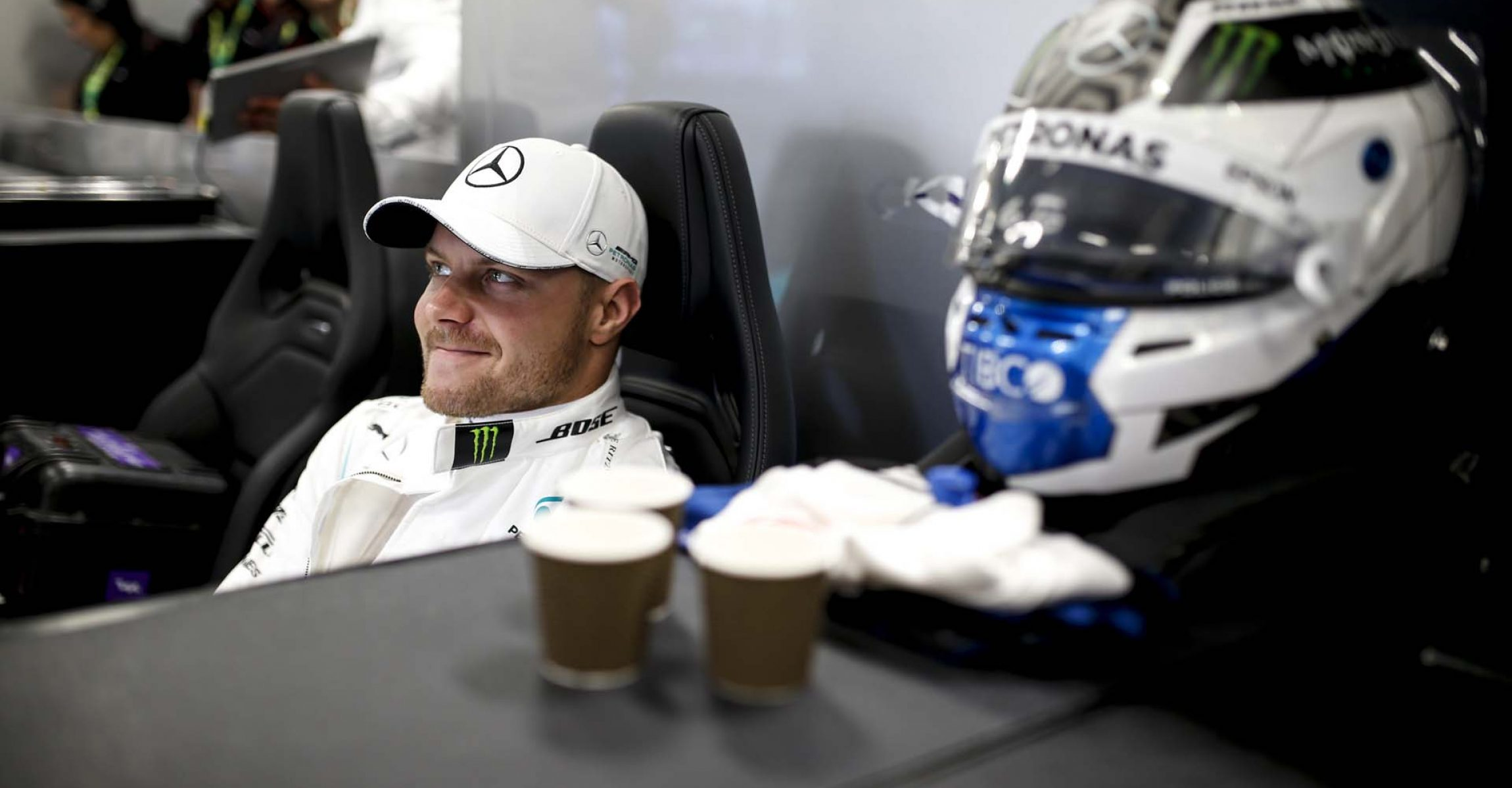 2019 Brazilian Grand Prix, Friday - Wolfgang Wilhelm Valtteri Bottas Mercedes