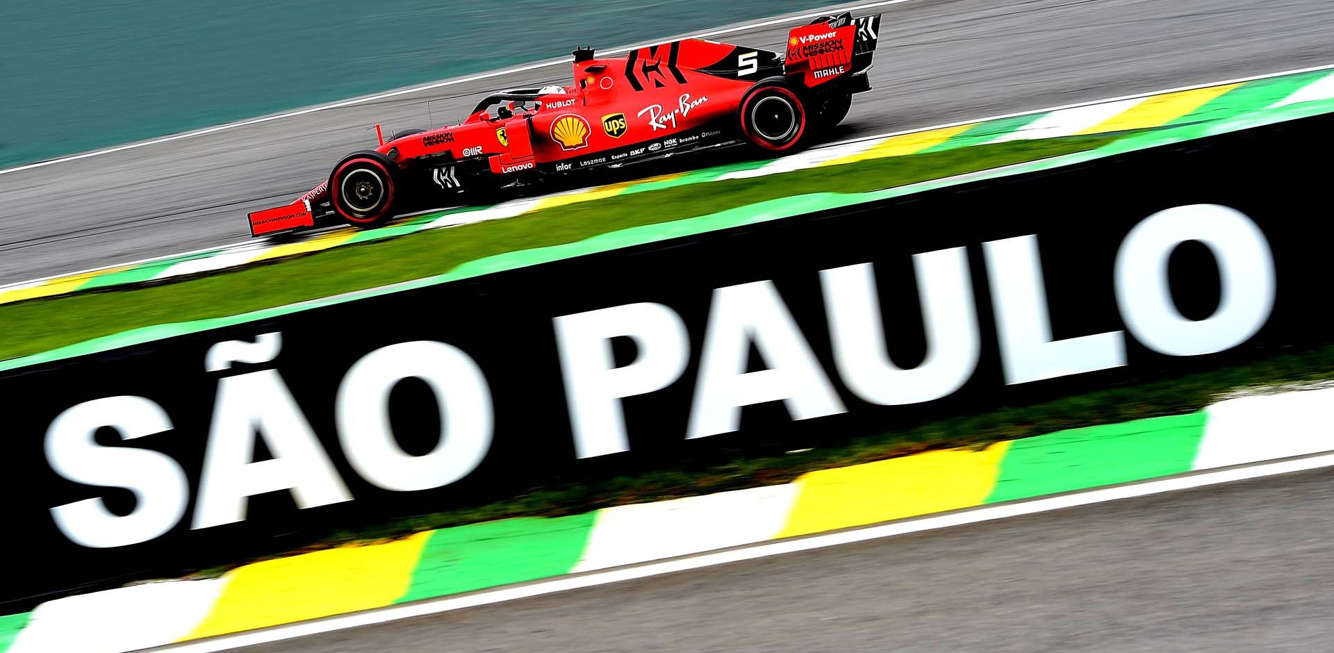 GP BRASILE  F1/2019 -  SABATO  16/11/2019   credit: @Scuderia Ferrari Press Office