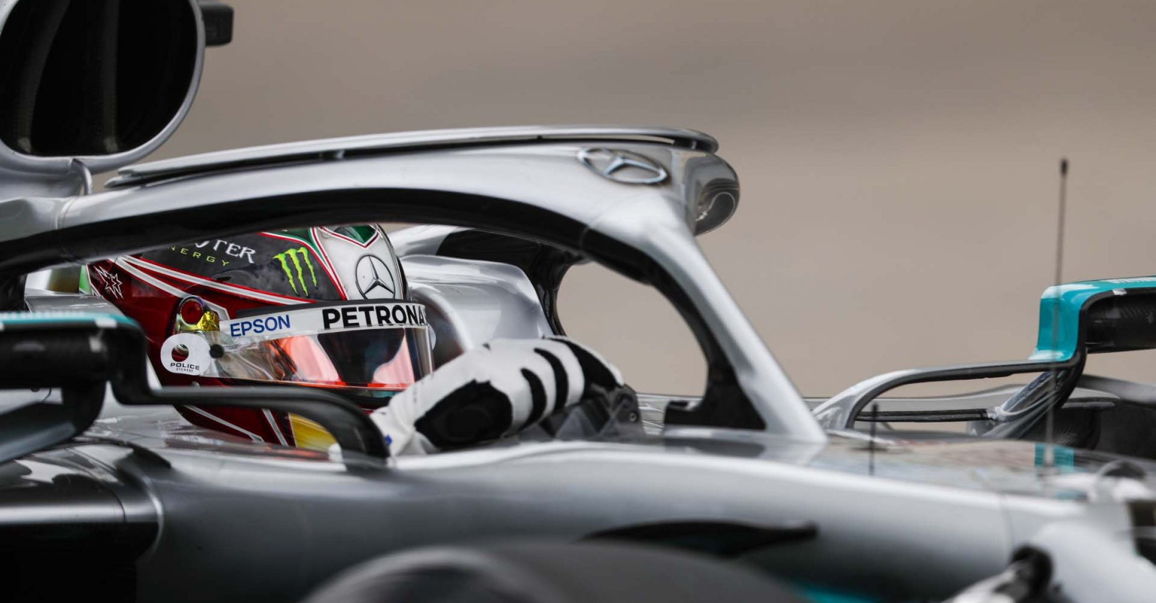 2019 Brazilian Grand Prix, Saturday - LAT Images Lewis Hamilton Mercedes
