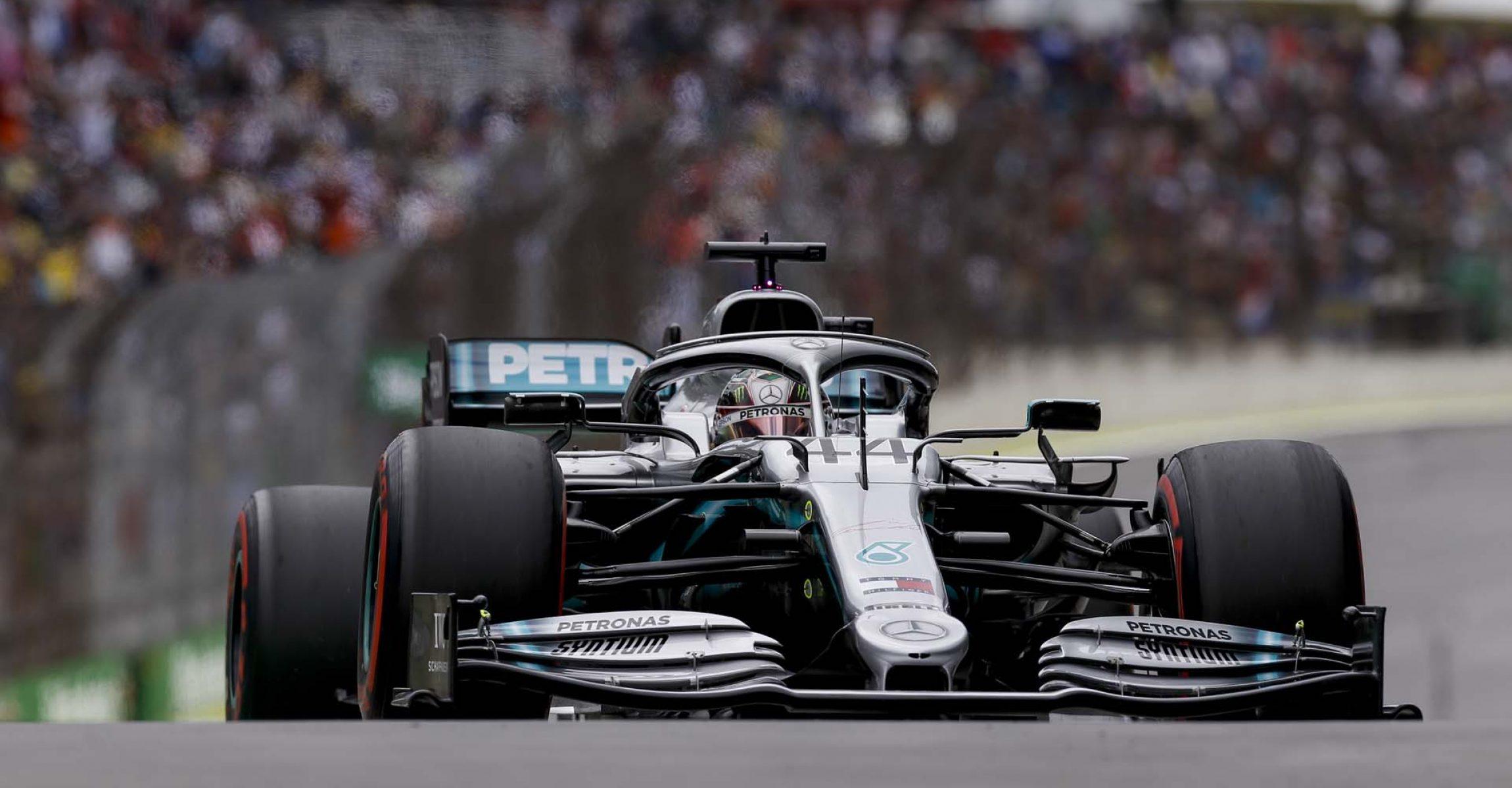 2019 Brazilian Grand Prix, Saturday - Wolfgang Wilhelm Lewis Hamilton Mercedes