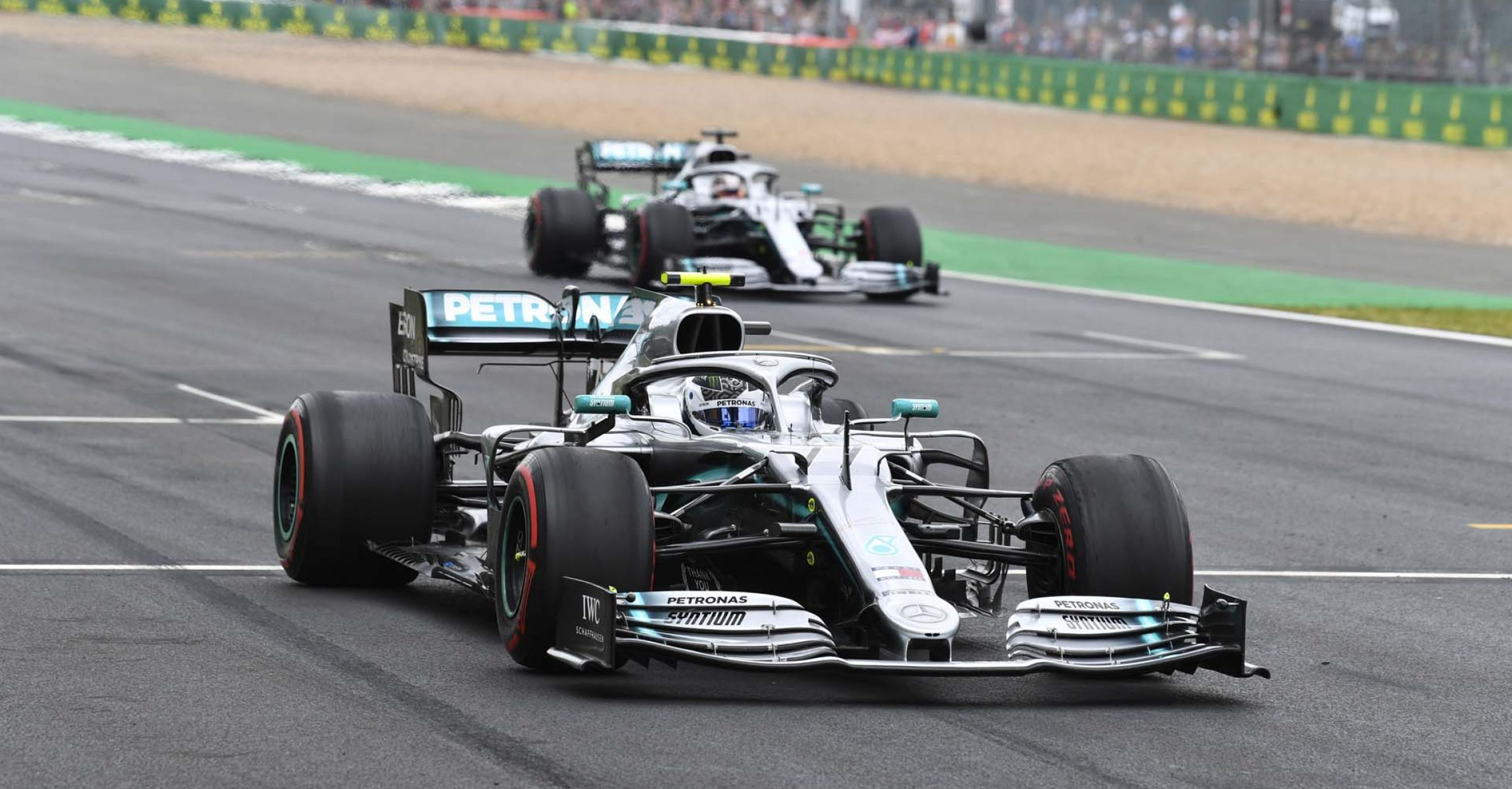 2019 British Grand Prix, Friday - LAT Images Valtteri Bottas Mercedes