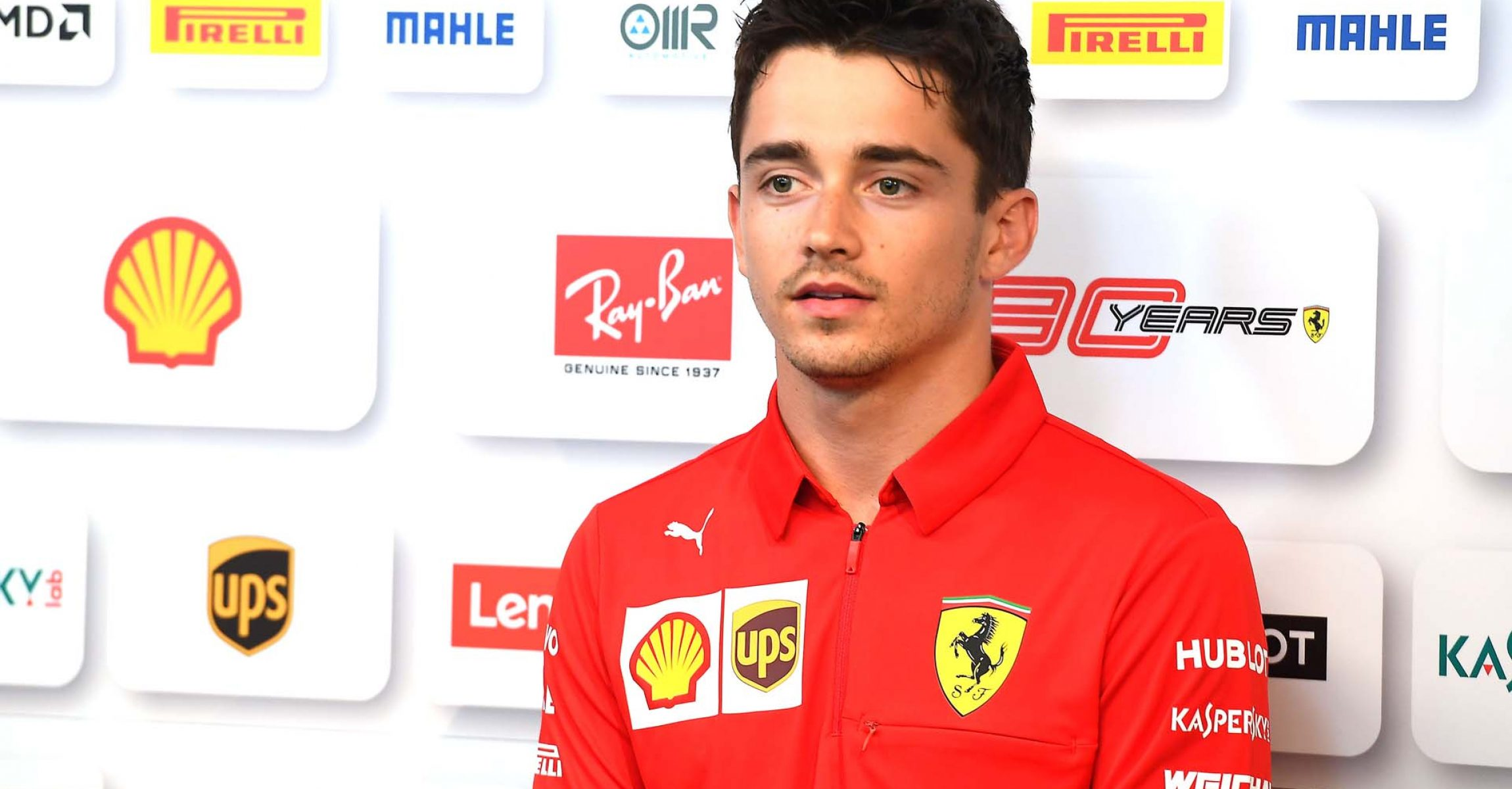 GP GRAN BRETAGNA F1/2019 - GIOVEDÌ 11/07/2019 credit: @Scuderia Ferrari Press Office Charles Leclerc