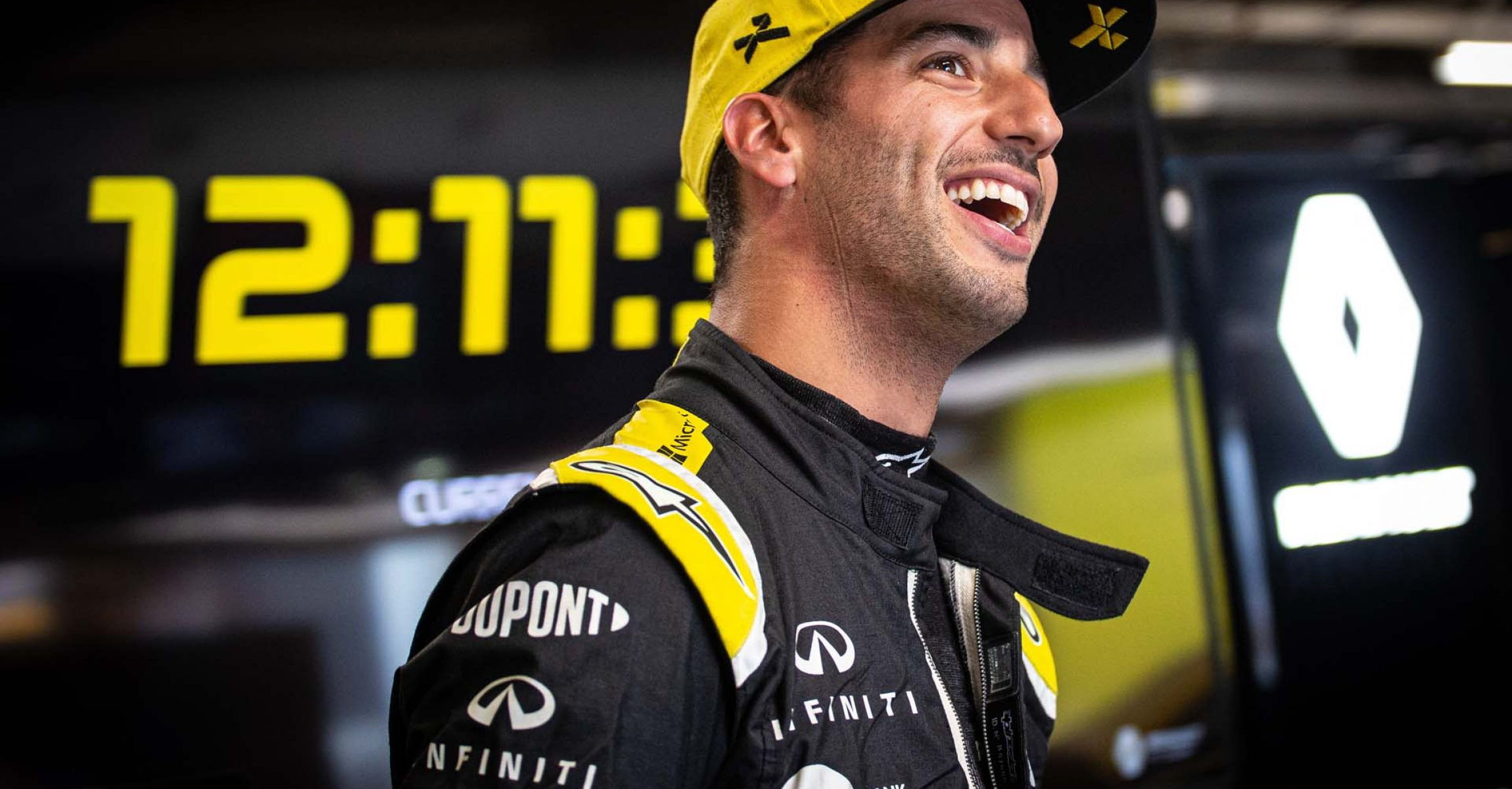 Daniel Ricciardo (AUS) Renault F1 Team. Canadian Grand Prix, Saturday 8th June 2019. Montreal, Canada.