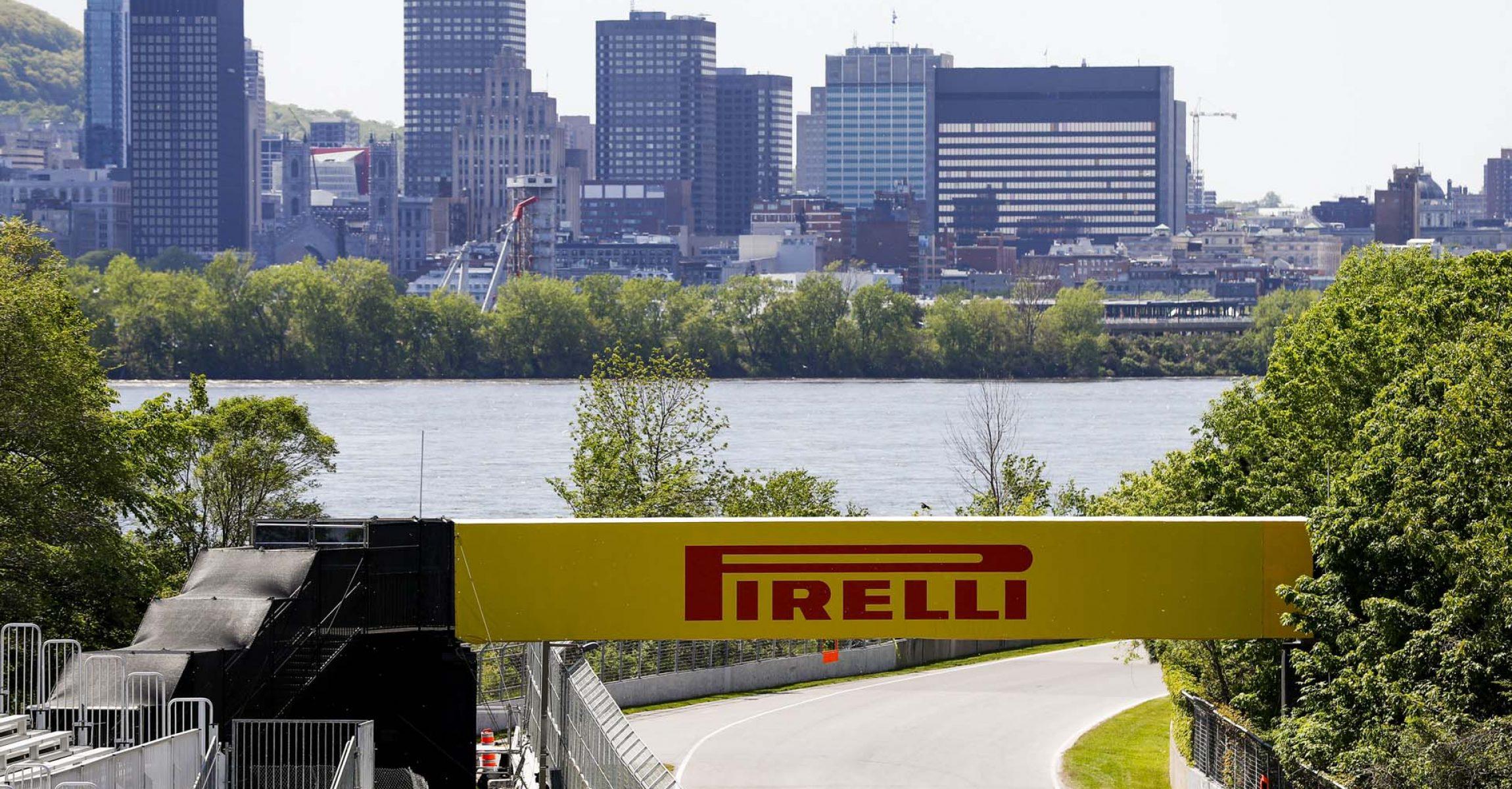 Montreal, Pirelli