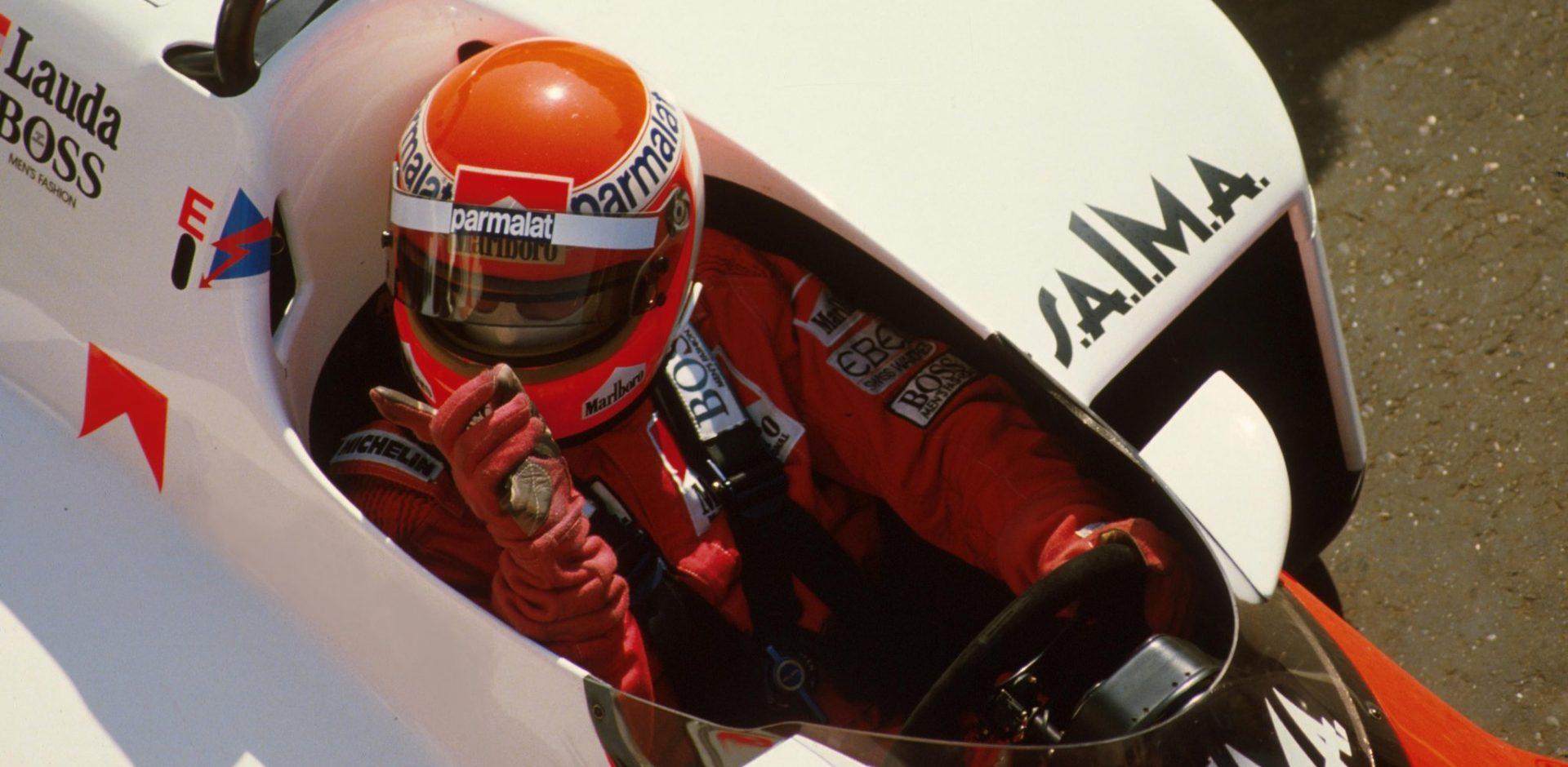 Niki Lauda, McLaren,