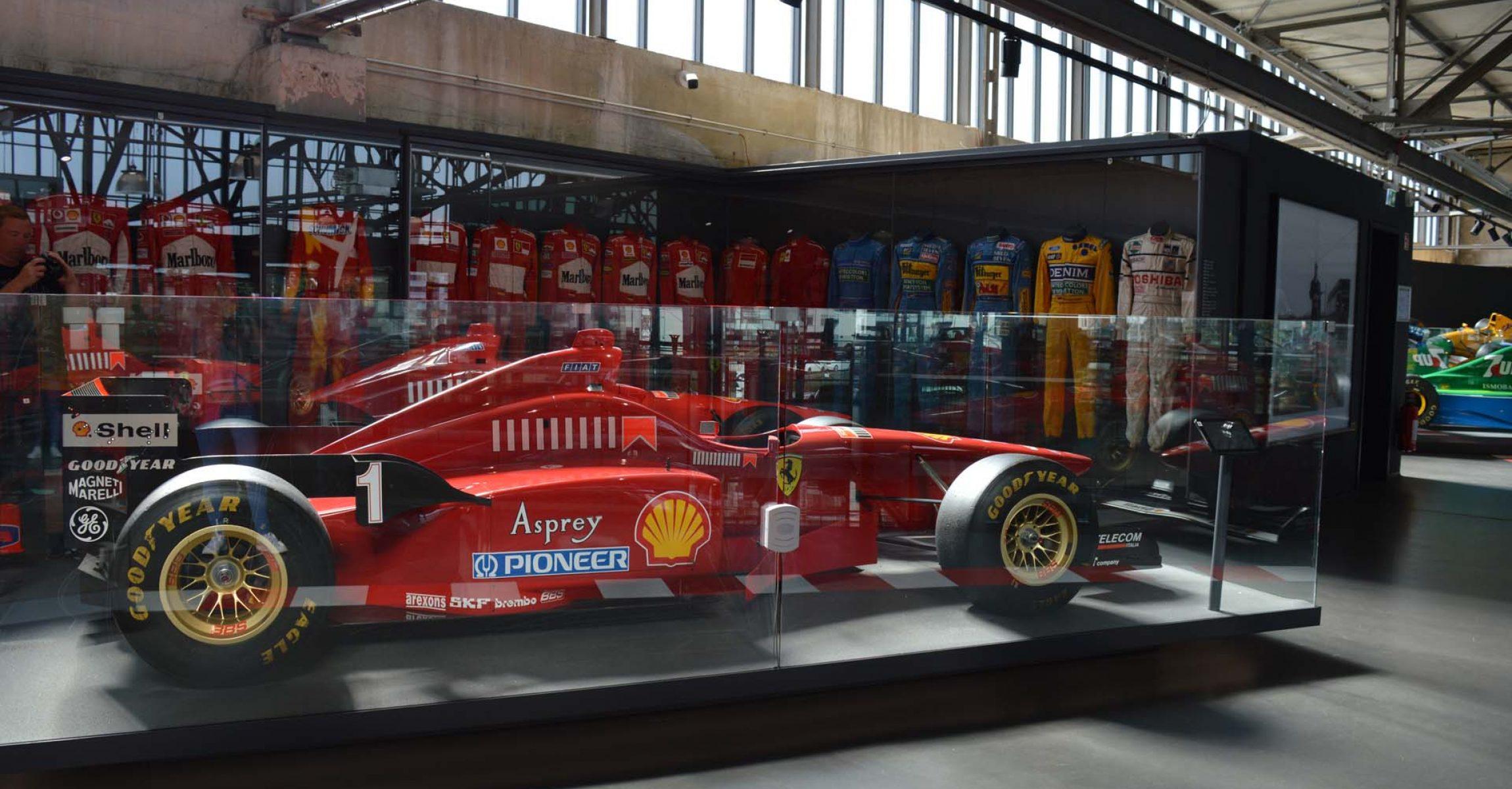 Michael Schumacher Collection, Cologne, 2019, Ferrari