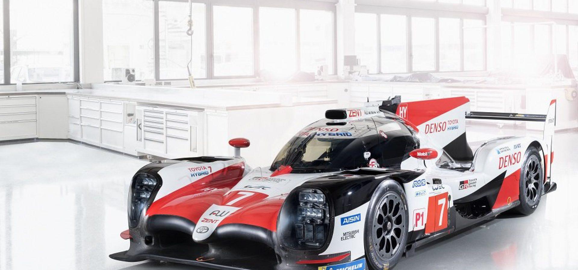 Fotó: Toyota Motorsport