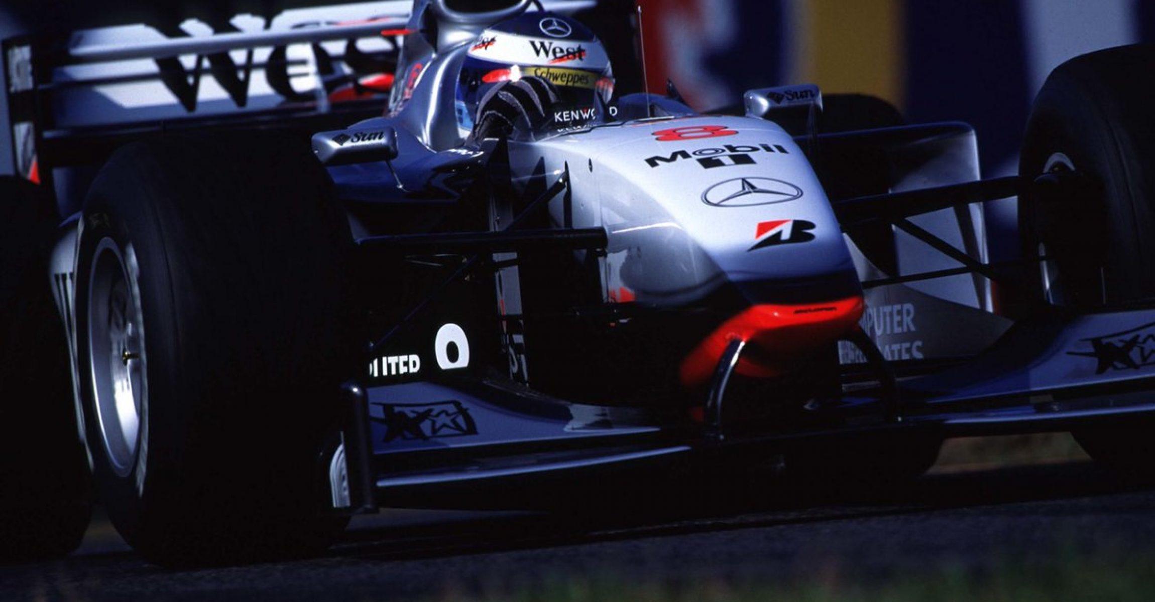 Mika Häkkinen, McLaren, 1998
