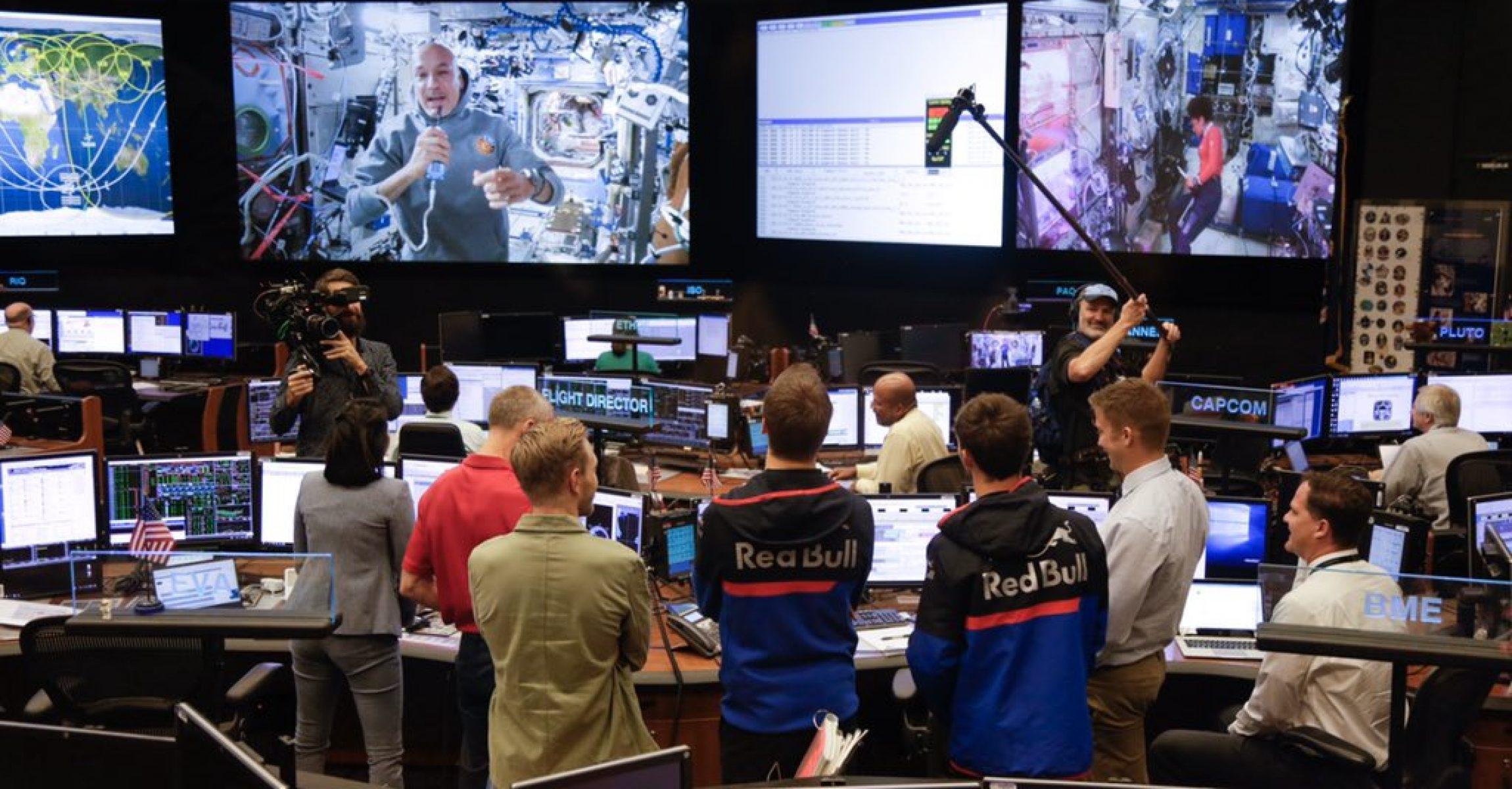 Pierre Gasly, Toro Rosso, Daniil Kvyat, NASA, Houston