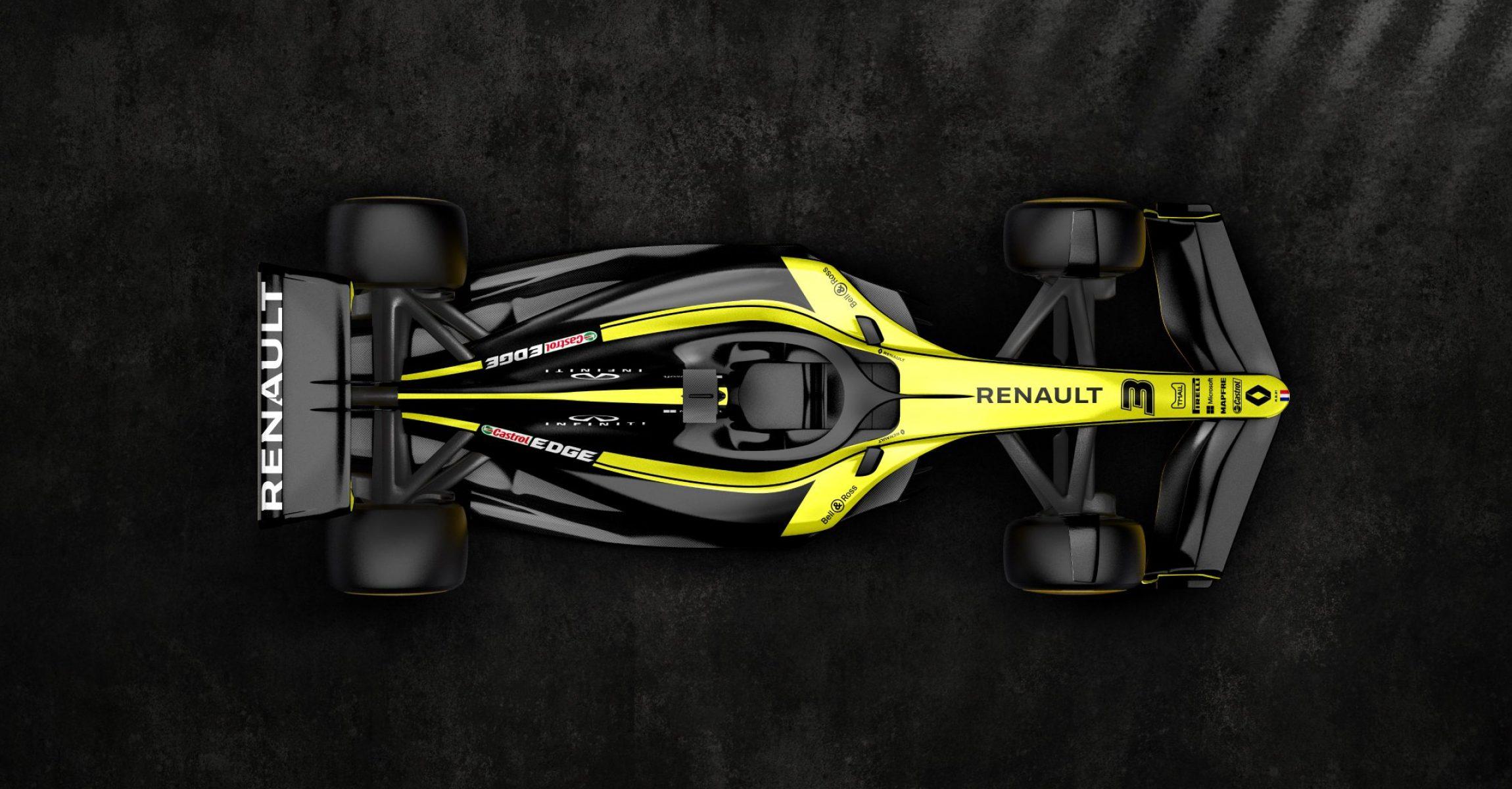F1 2021, Renault