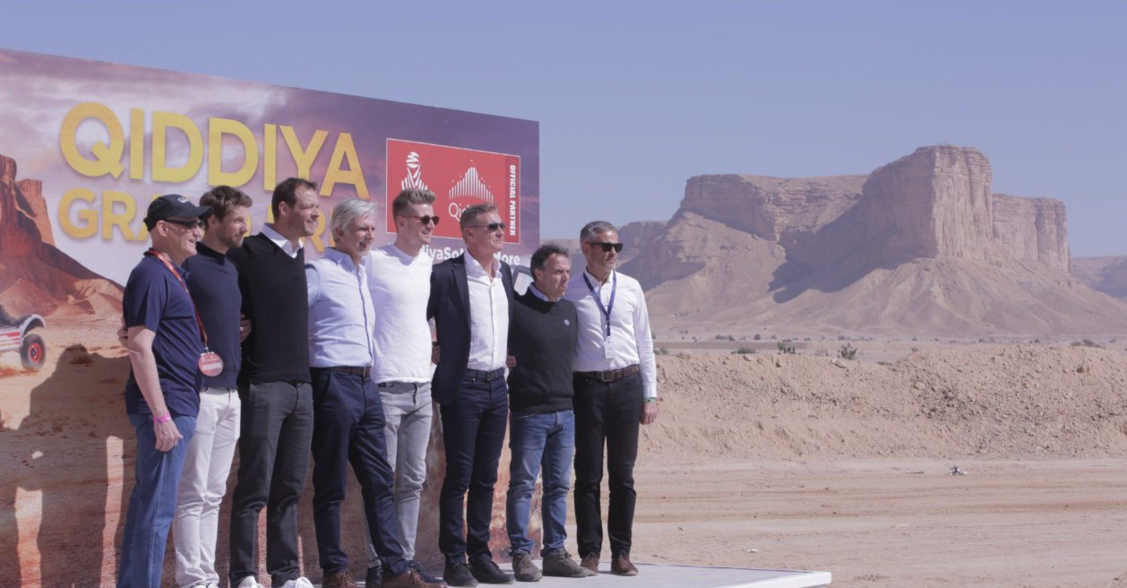 Qiddiya, Saud-Arabian Grand Prix