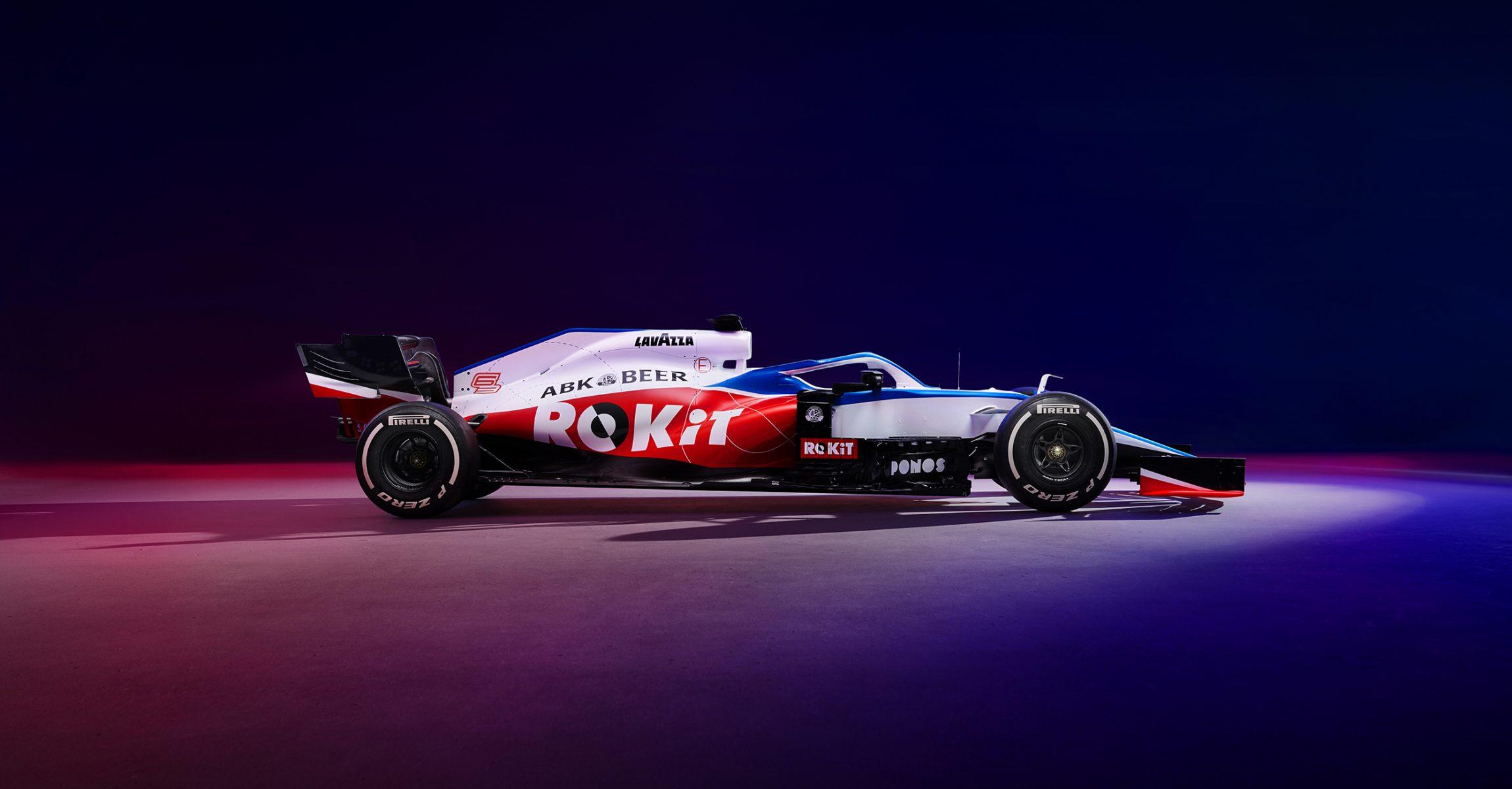 Williams FW43 2020 car