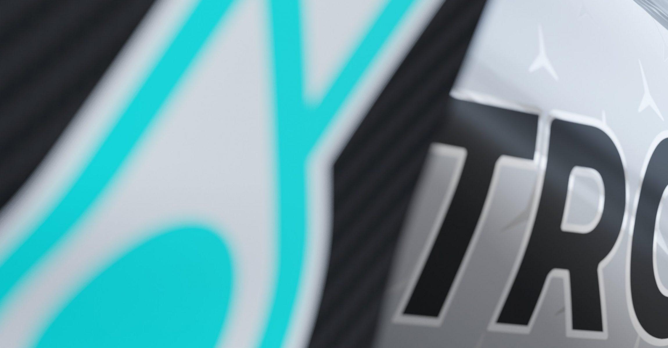 Mercedes W11 teaser