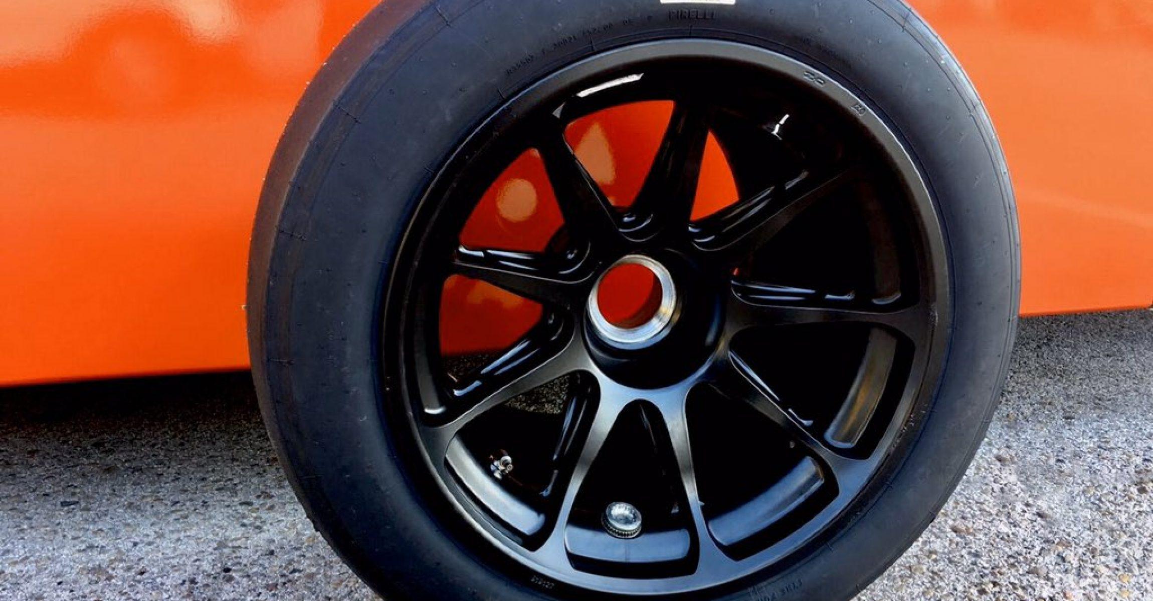 Pirelli 18 inch tyre