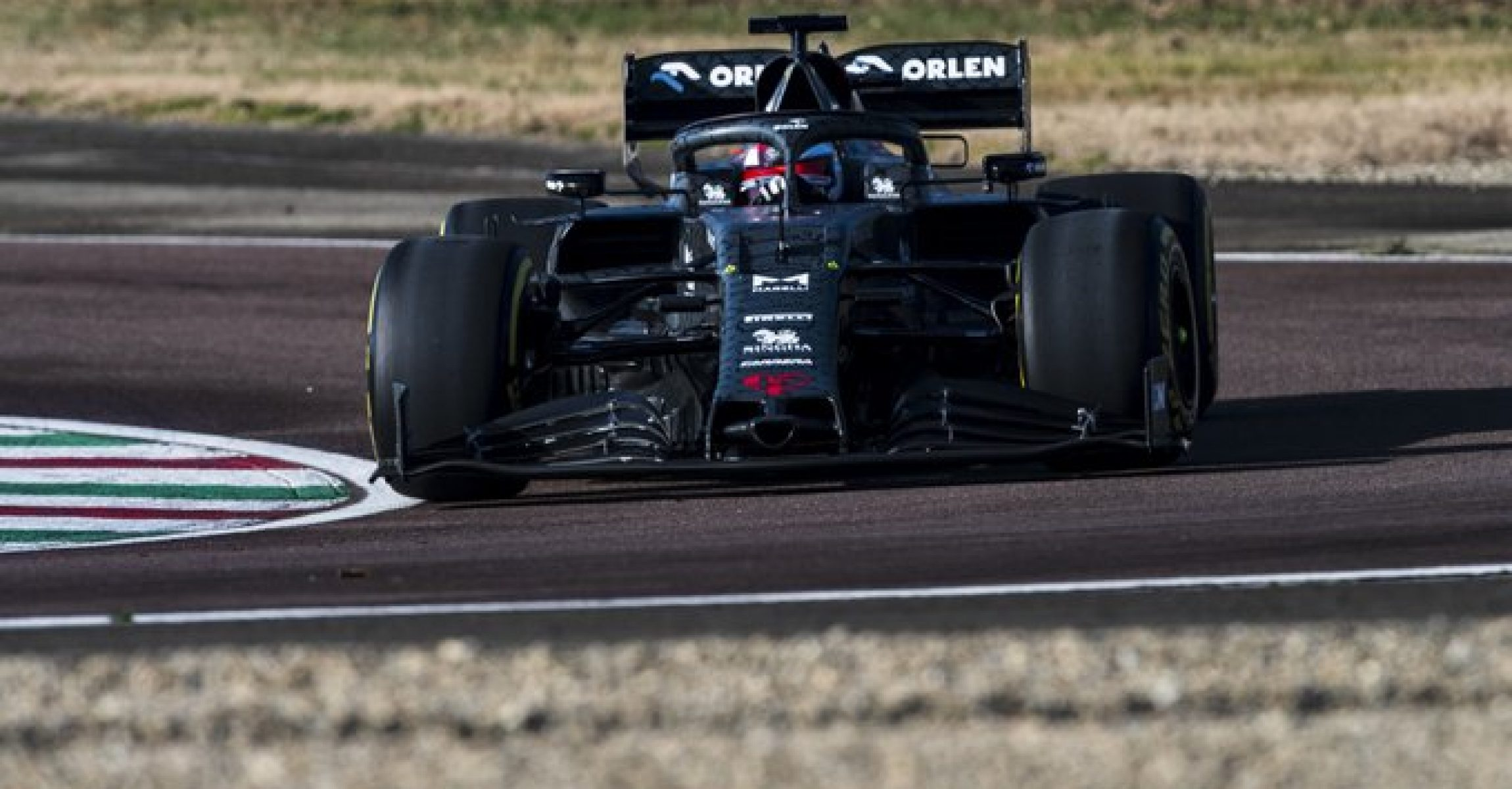 Alfa Romeo Kimi Räikkönen Fiorano