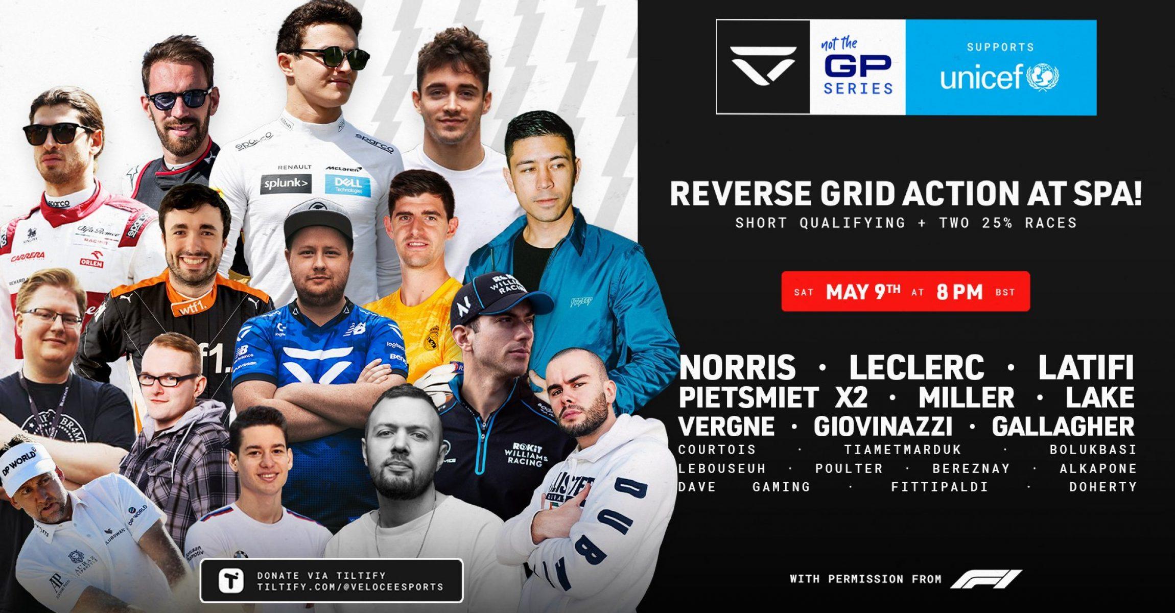 not the GP Belgium