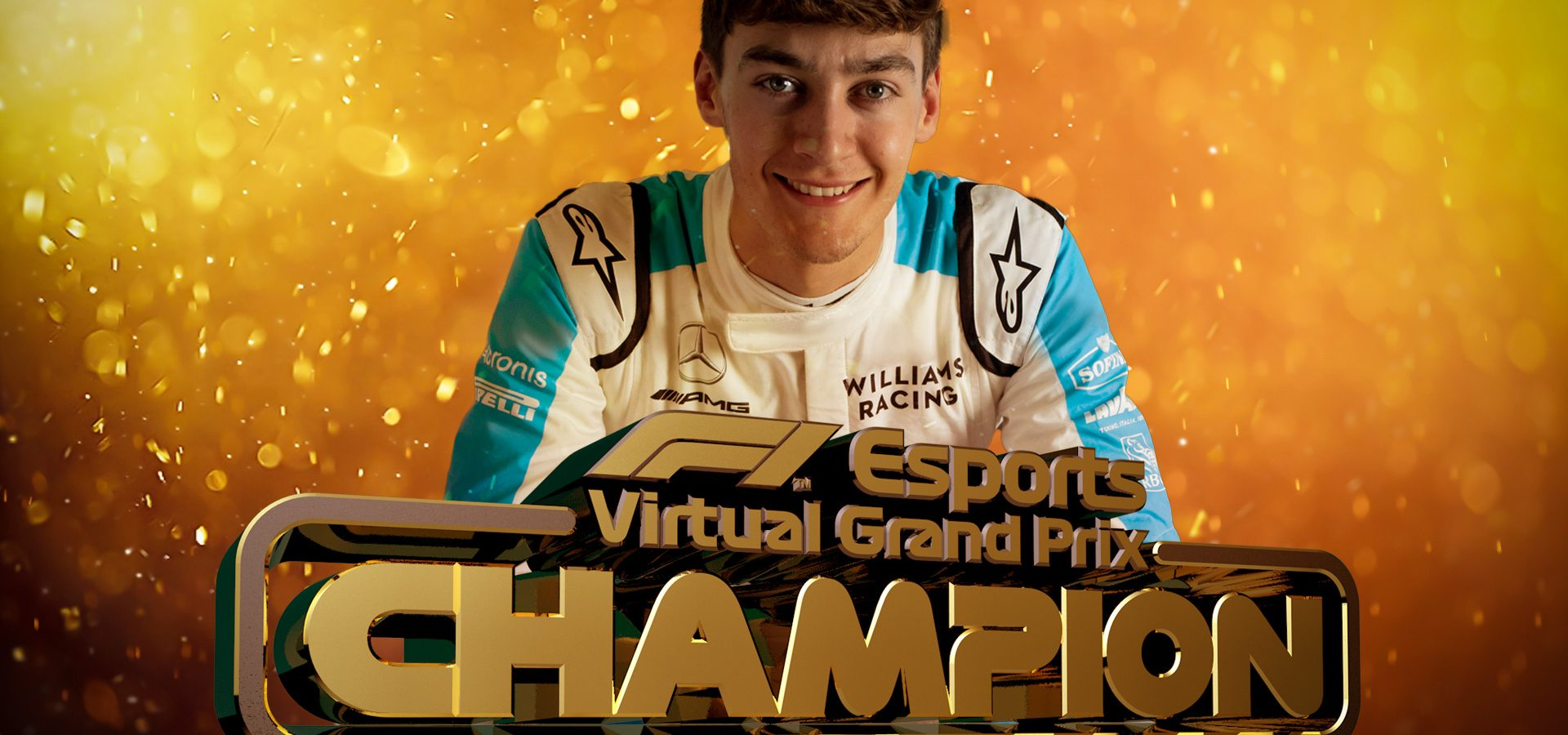 George Russell Williams Virtual Champion
