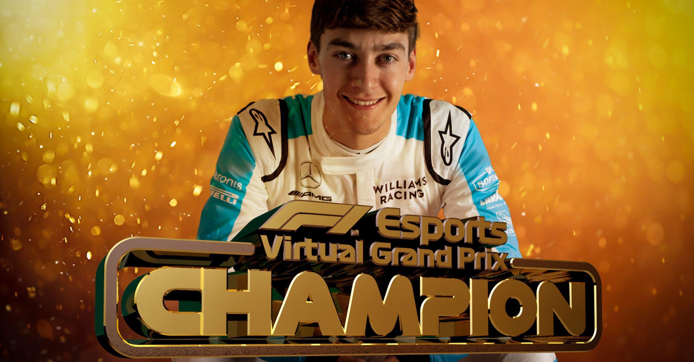 George Russell Williams Virtual Champion