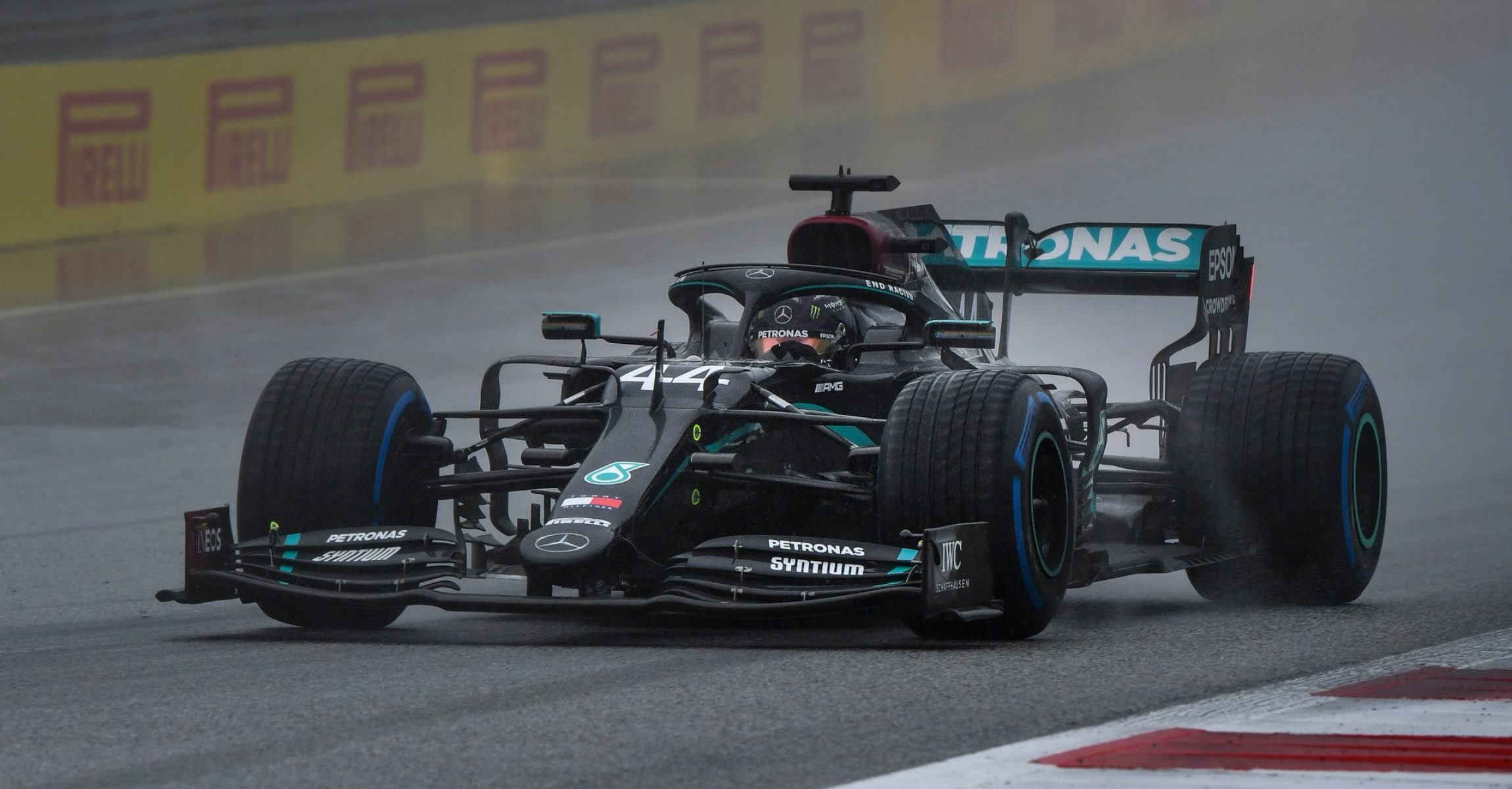 Lewis Hamilton Mercedes, Styrian Grand Prix,