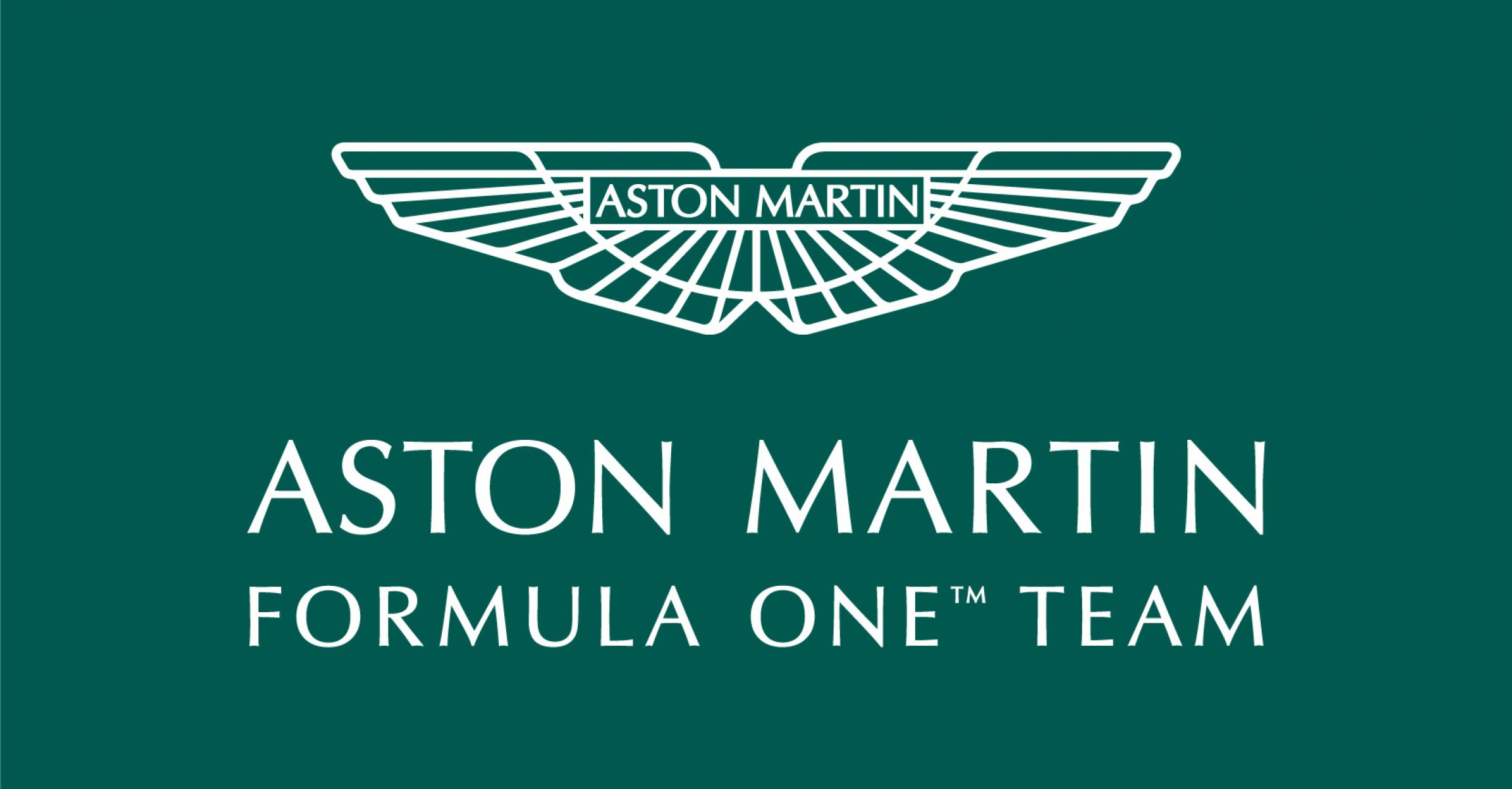 Aston Martin F1 Team Logo