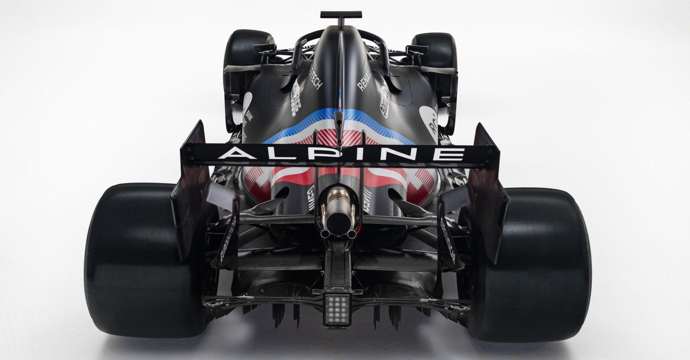 Alpine F1 Livery 2021
