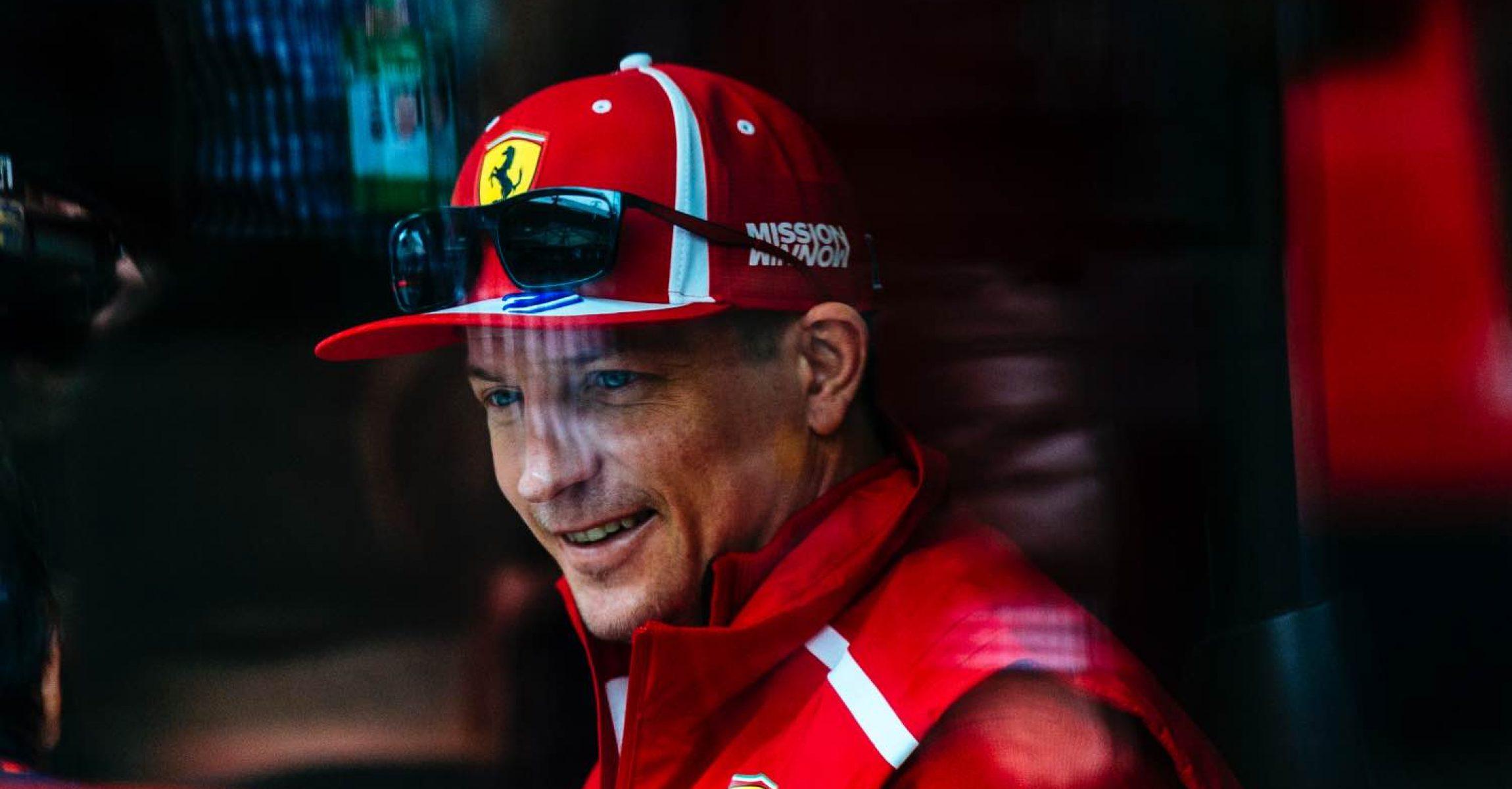 Ferrari, Kimi Räikkönen