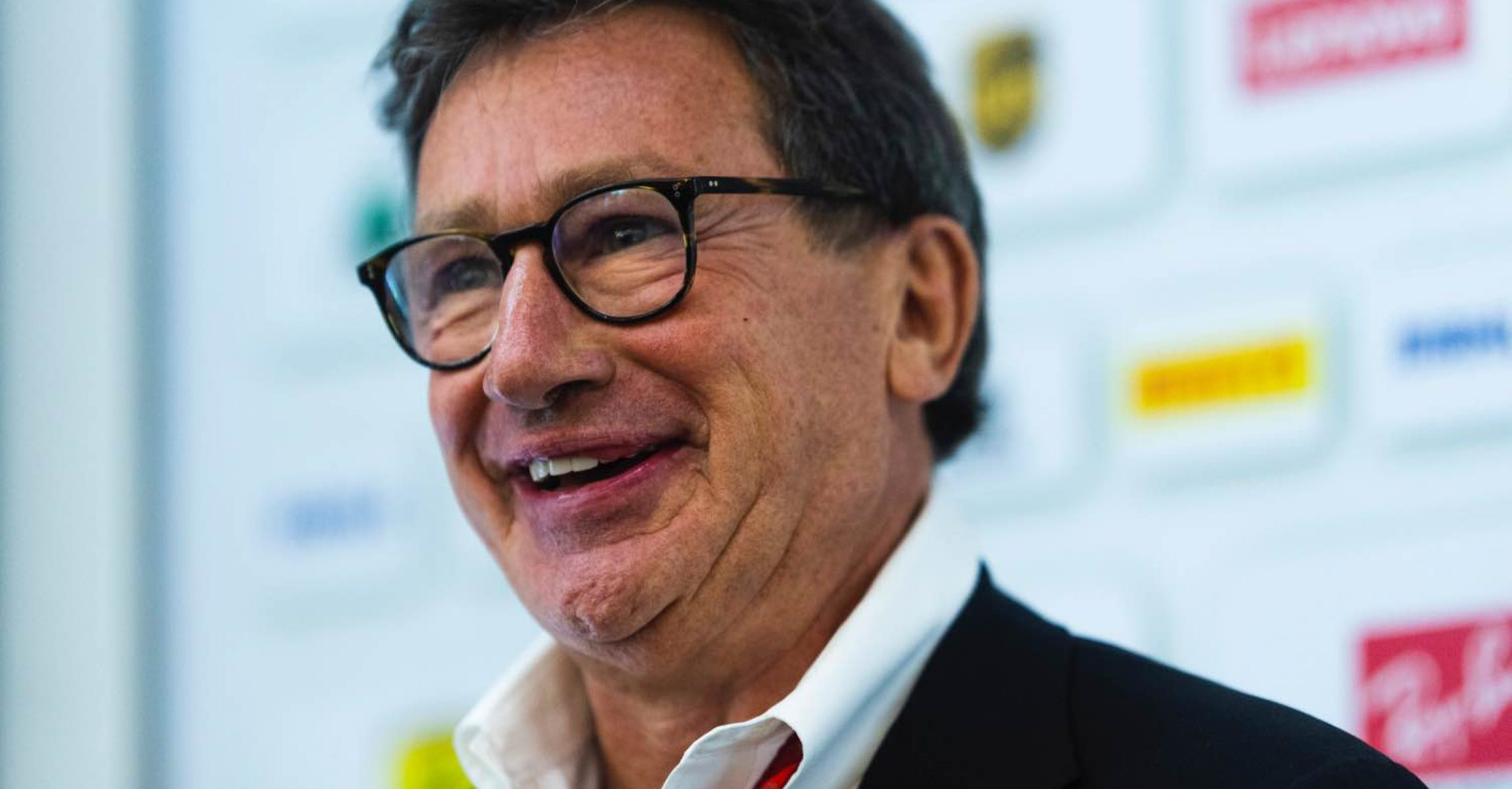 Louis Carey Camilleri Ferrari CEO