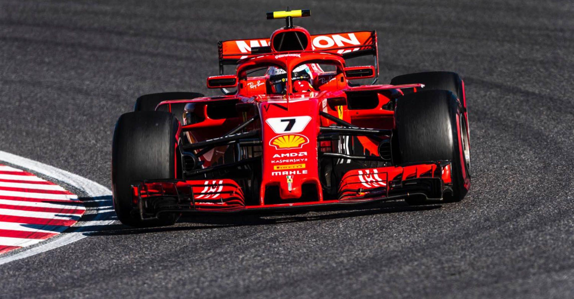Kimi Räikkönen Ferrari