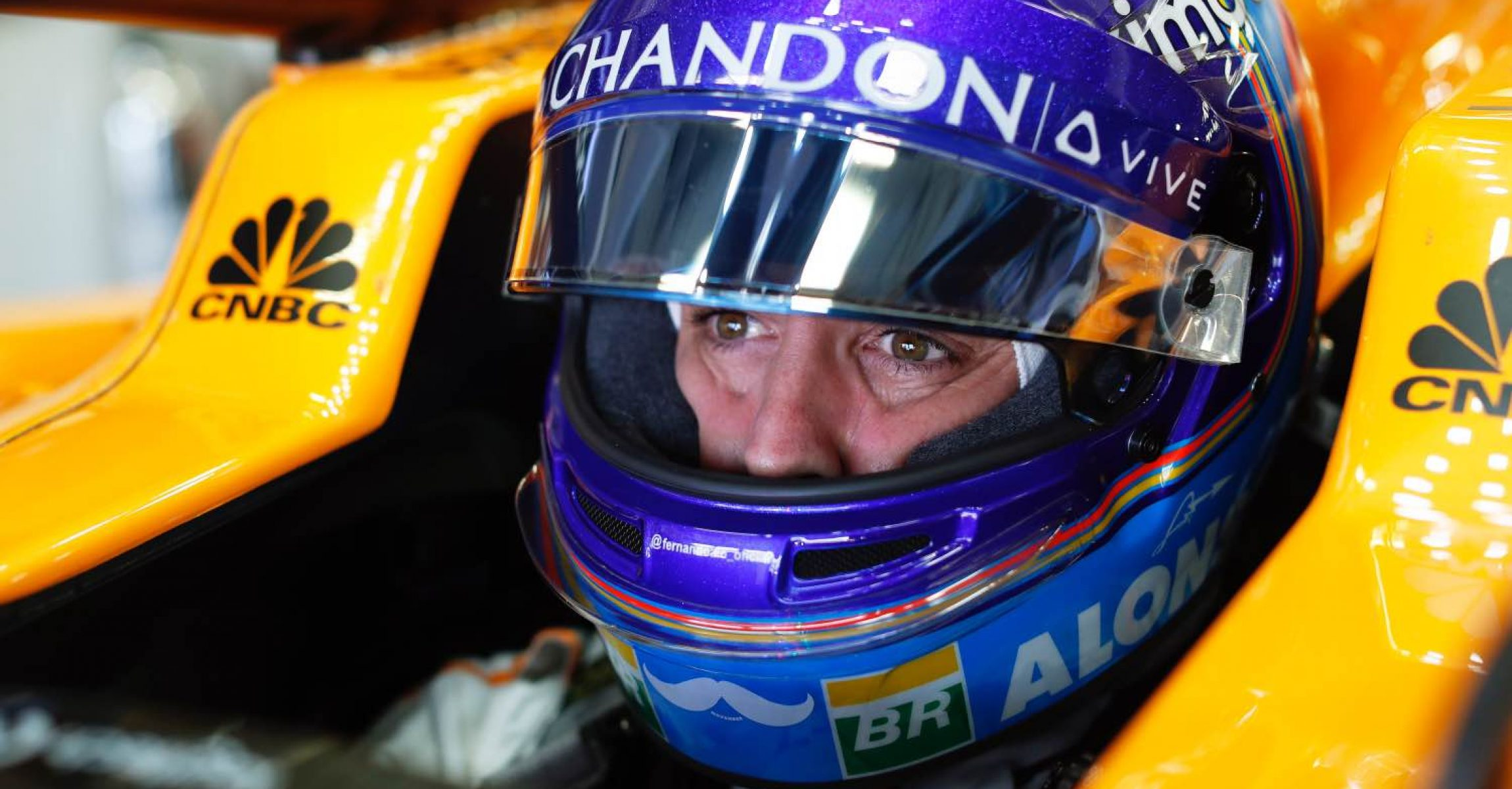 AutÛdromo Hermanos RodrÌguez, Mexico City Friday 26 October 2018. Fernando Alonso, McLaren Photo: Steven Tee/McLaren ref: Digital Image _1ST3433