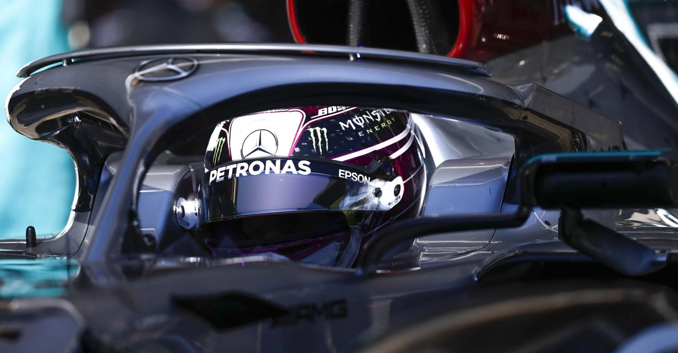 2020 Barcelona Pre-Season Test 1, Day 2 - LAT Images Lewis Hamilton Mercedes