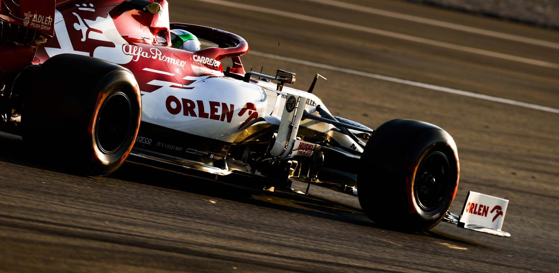 GIOVINAZZI Antonio (ita), Alfa Romeo Racing C39, action during the first session of the Formula 1 Pre-season testing 2020 from February 19 to 21, 2020 on the Circuit de Barcelona-Catalunya, in Montmelo, Barcelona, Spain - Photo Florent Gooden / DPPI