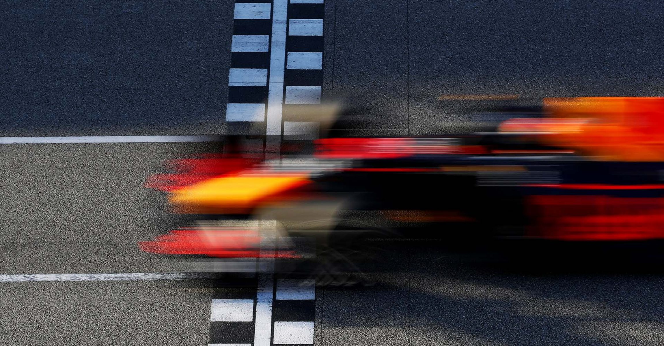 BARCELONA, SPAIN - FEBRUARY 21: Alexander Albon of Thailand driving the (23) Aston Martin Red Bull Racing RB16 on track during day three of F1 Winter Testing at Circuit de Barcelona-Catalunya on February 21, 2020 in Barcelona, Spain. (Photo by Mark Thompson/Getty Images) // Getty Images / Red Bull Content Pool // AP-2369U88611W11 // Usage for editorial use only //