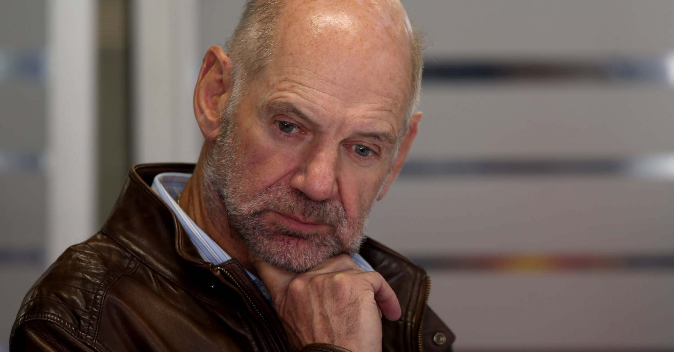 BARCELONA, SPAIN - FEBRUARY 21: Adrian Newey, the Chief Technical Officer of Red Bull Racing looks on in the garage  during day three of F1 Winter Testing at Circuit de Barcelona-Catalunya on February 21, 2020 in Barcelona, Spain. (Photo by Charles Coates/Getty Images) // Getty Images / Red Bull Content Pool  // AP-2369VCBRW2111 // Usage for editorial use only //