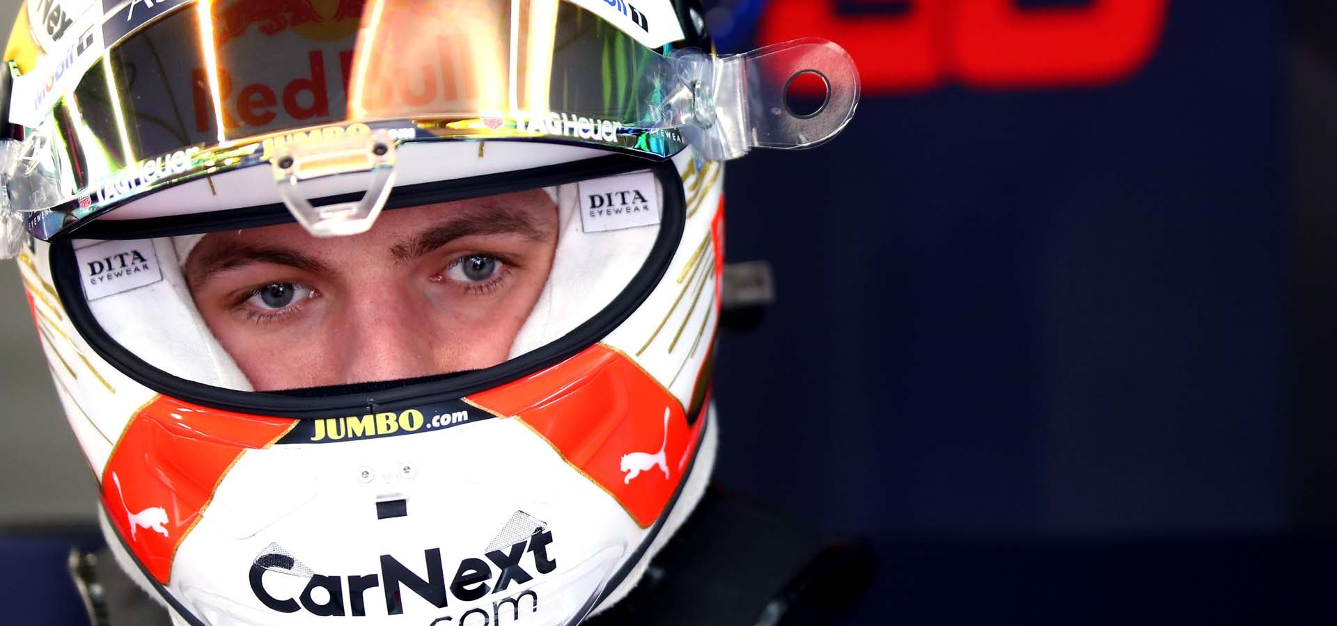 BARCELONA, SPAIN - FEBRUARY 26: Max Verstappen of Netherlands and Red Bull Racing prepares to drive in the garage during Day One of F1 Winter Testing at Circuit de Barcelona-Catalunya on February 26, 2020 in Barcelona, Spain. (Photo by Mark Thompson/Getty Images) // Getty Images / Red Bull Content Pool  // AP-237UDCBFD1W11 // Usage for editorial use only //