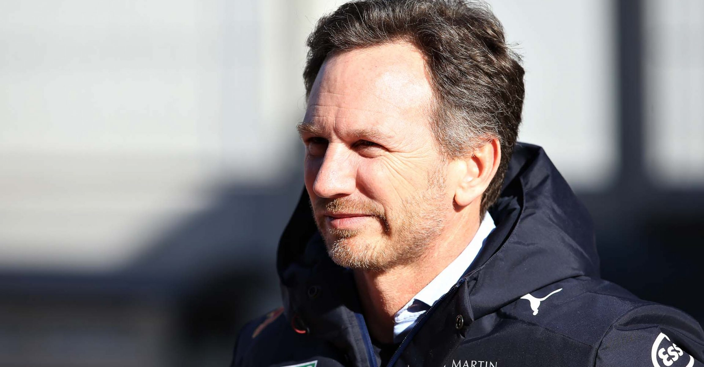 BARCELONA, SPAIN - FEBRUARY 27: Red Bull Racing Team Principal Christian Horner looks on in the Pitlane during Day Two of F1 Winter Testing at Circuit de Barcelona-Catalunya on February 27, 2020 in Barcelona, Spain. (Photo by Charles Coates/Getty Images) // Getty Images / Red Bull Content Pool // AP-2386SA8FN2111 // Usage for editorial use only //