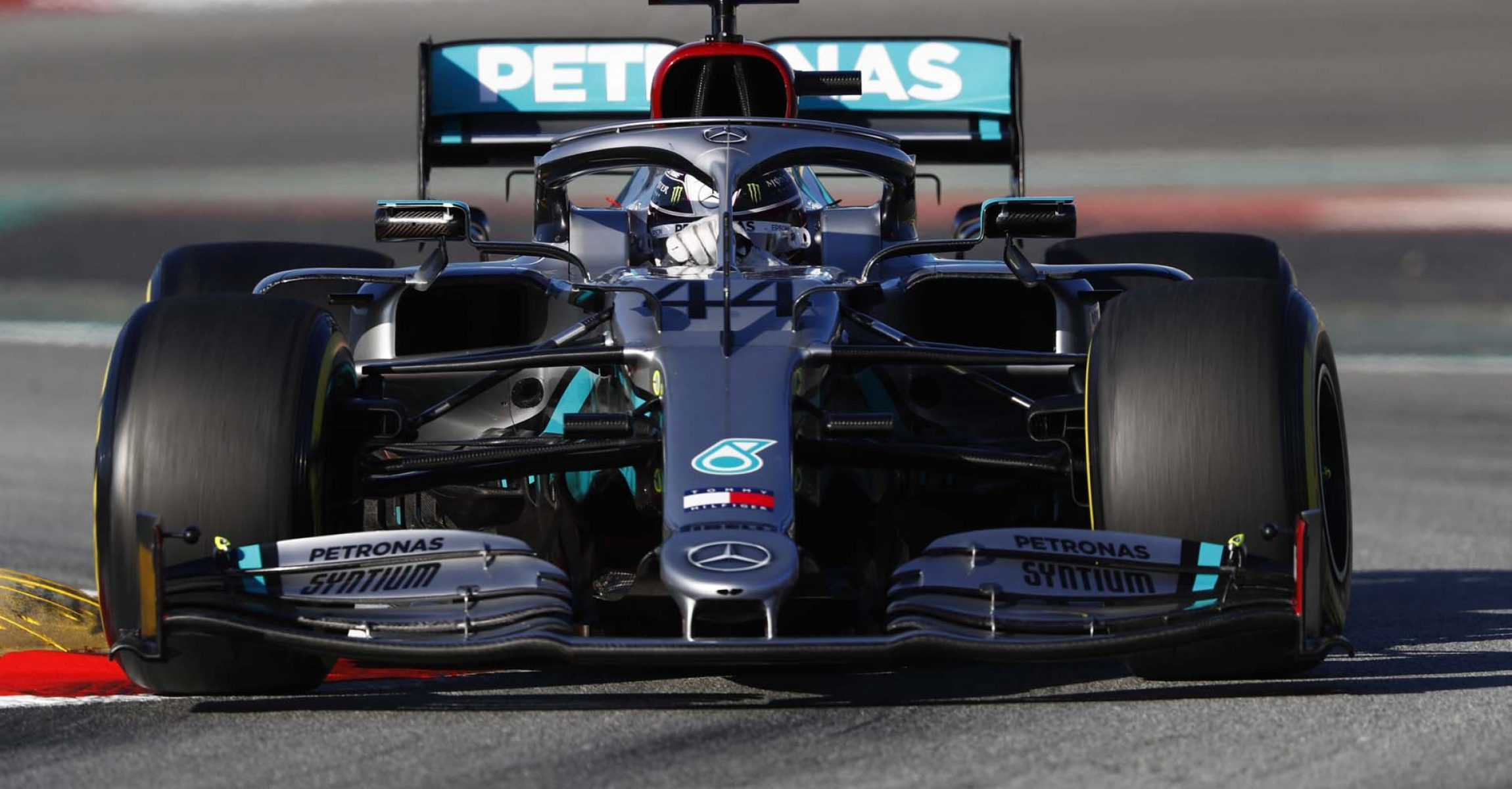 2020 Barcelona Pre-Season Test 2, Day 3 - LAT Images Valtteri Bottas Mercedes