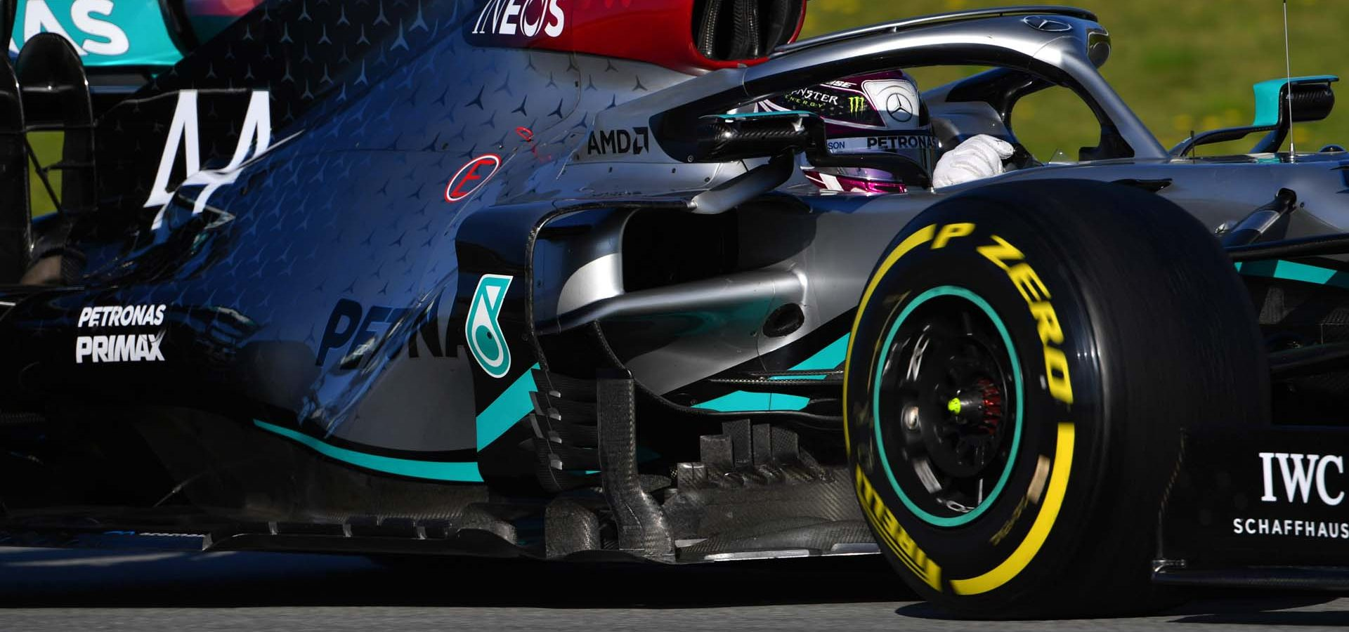 2020 Barcelona Pre-Season Test 2, Day 3 - LAT Images Lewis Hamilton Mercedes