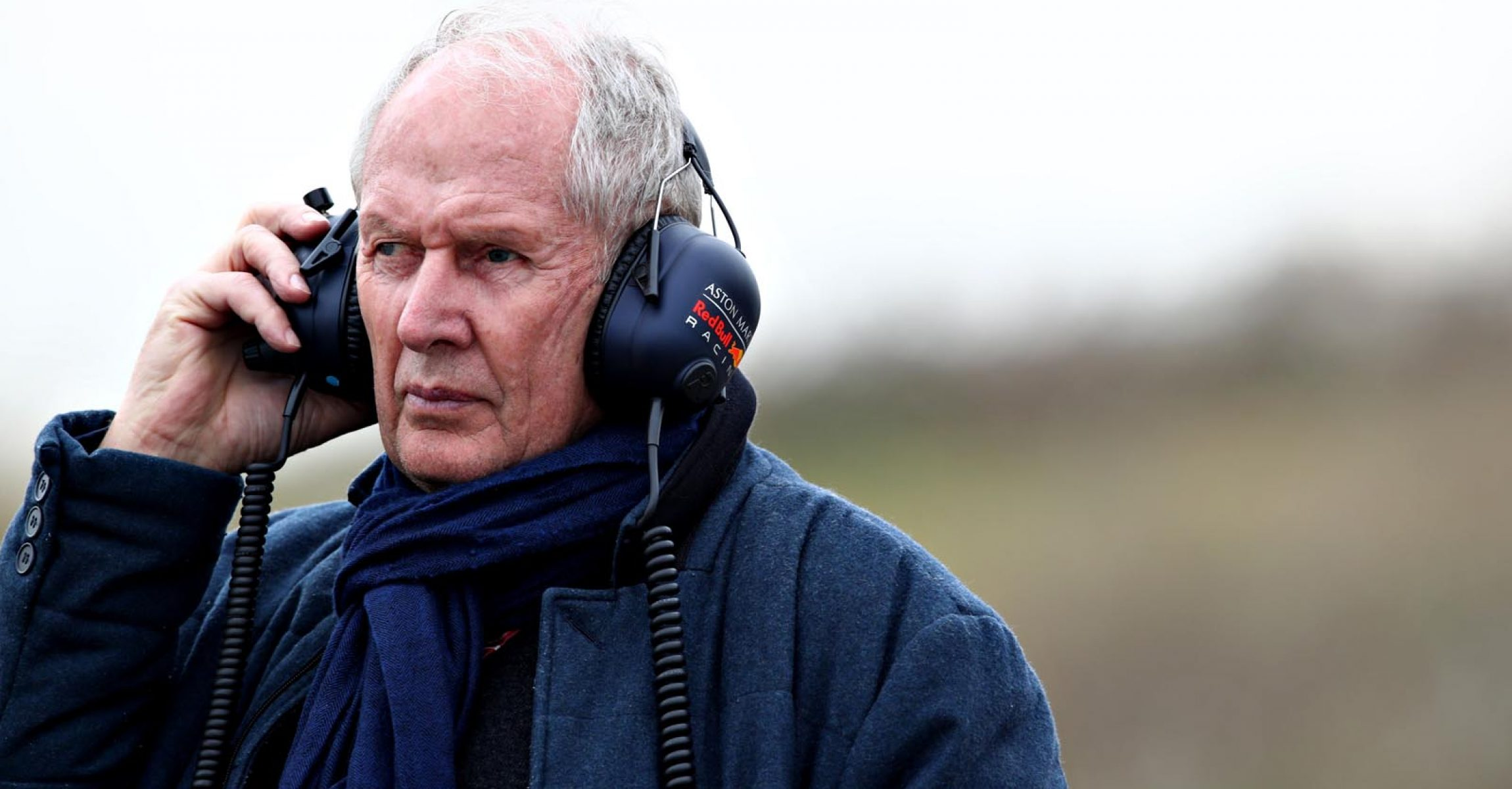 MONTMELO, SPAIN - FEBRUARY 20: Red Bull Racing Team Consultant Dr Helmut Marko looks on during day three of F1 Winter Testing at Circuit de Catalunya on February 20, 2019 in Montmelo, Spain. (Photo by Mark Thompson/Getty Images) // Getty Images / Red Bull Content Pool  // AP-1YGEN1SY91W11 // Usage for editorial use only // Please go to www.redbullcontentpool.com for further information. //