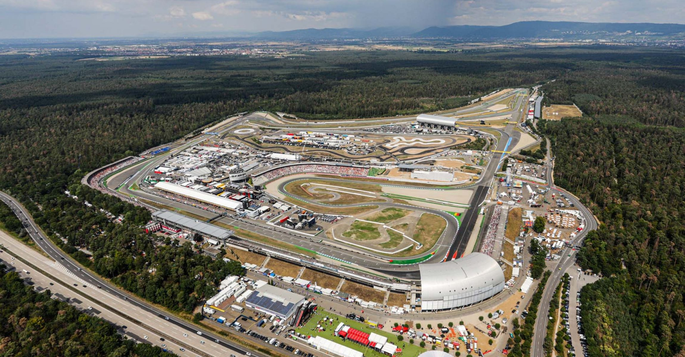 Hockenheimring, German Grand Prix,