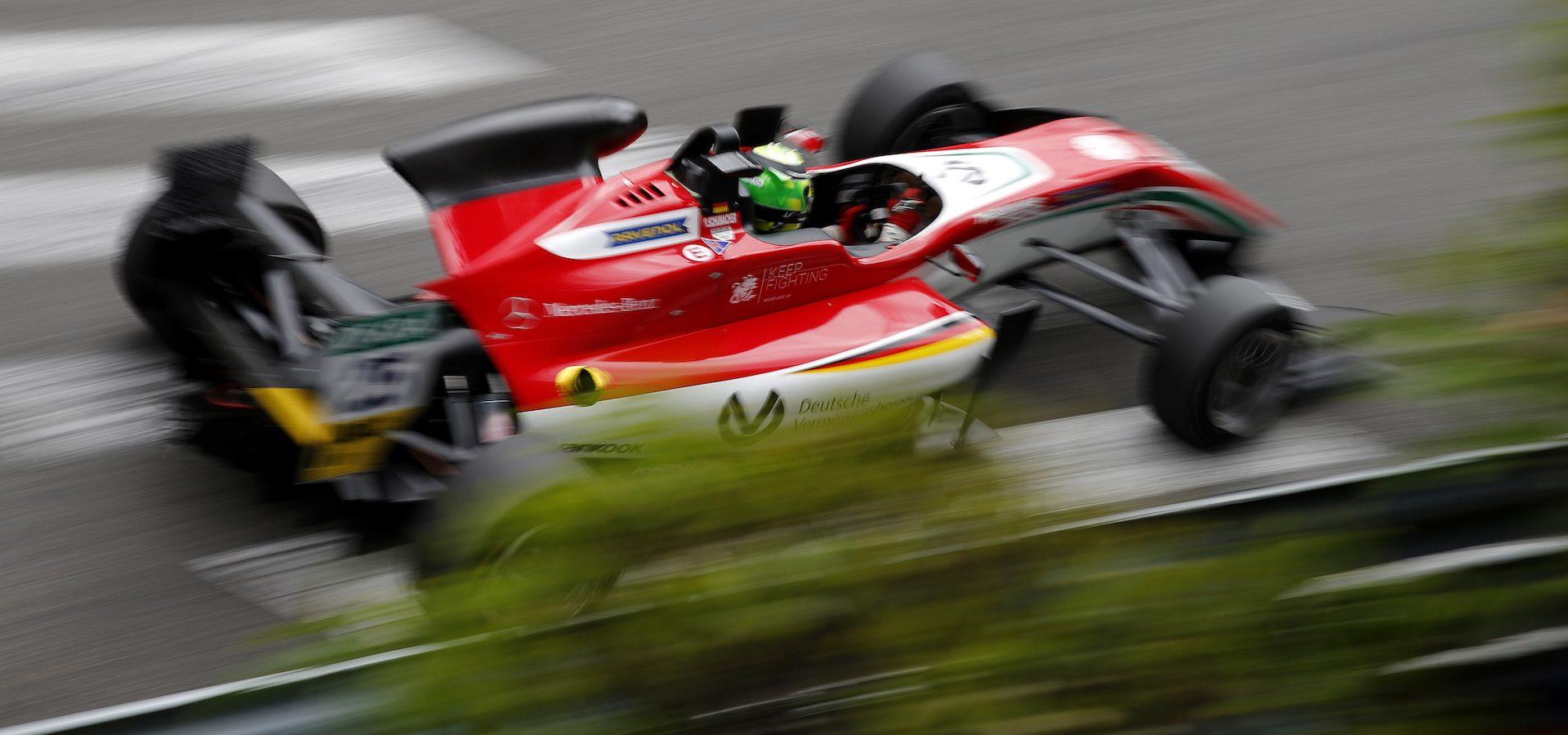 FIA Formula 3 European Championship 2017, round 3, Pau (FRA)