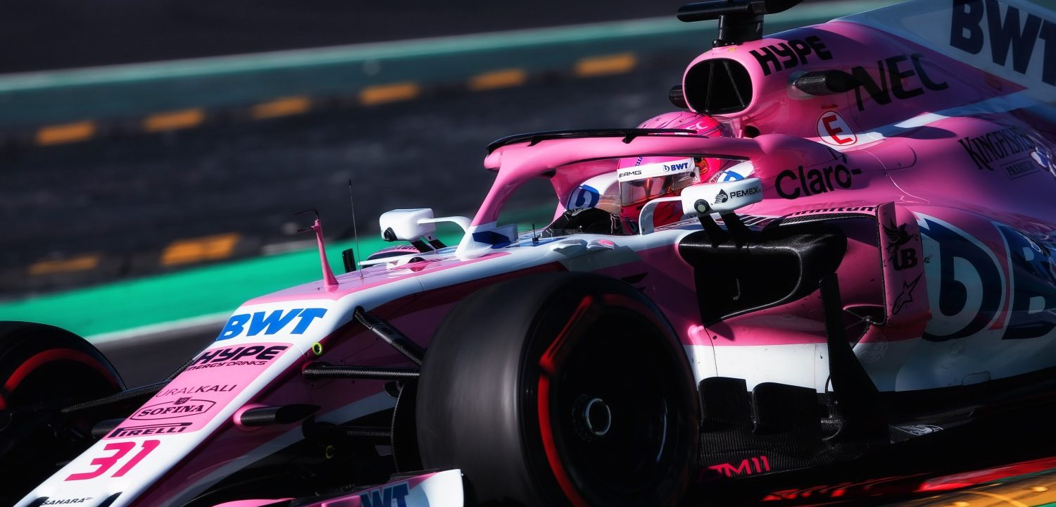 Fotó: Sahara Force India