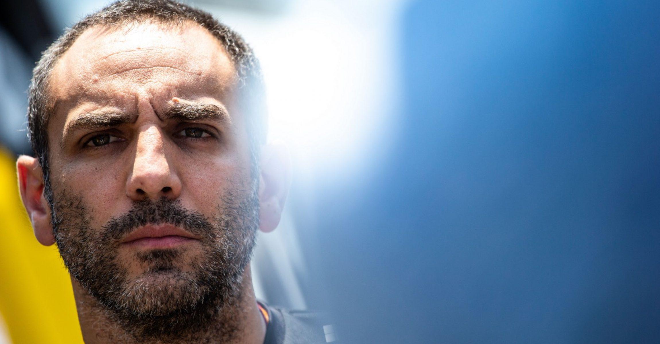 Cyril Abiteboul (FRA) Renault Sport F1 Managing Director. French Grand Prix, Thursday 21st June 2018. Paul Ricard, France.