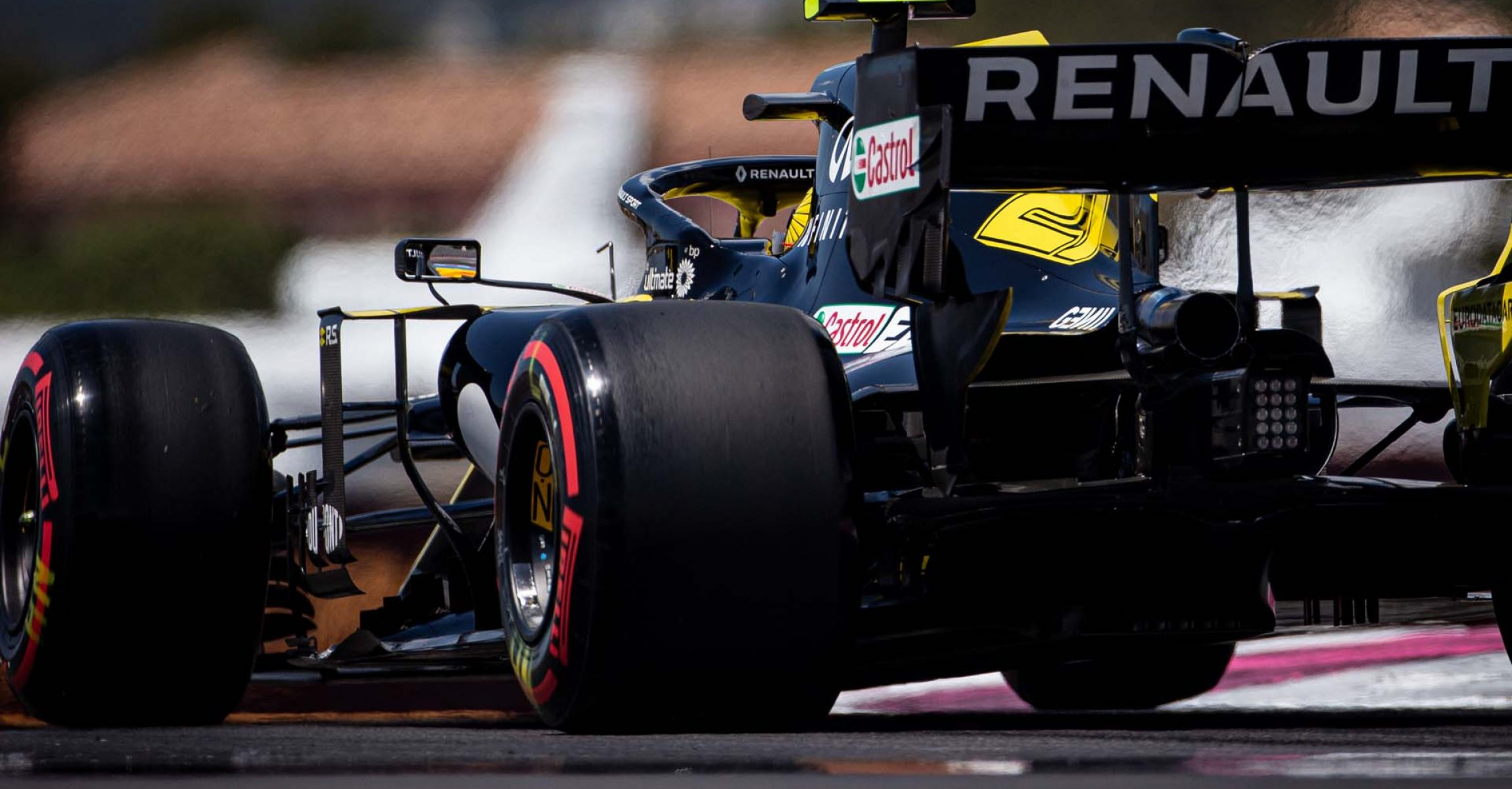 Nico Hulkenberg (GER) Renault F1 Team RS19. French Grand Prix, Saturday 22nd June 2019. Paul Ricard, France. Hülkenberg