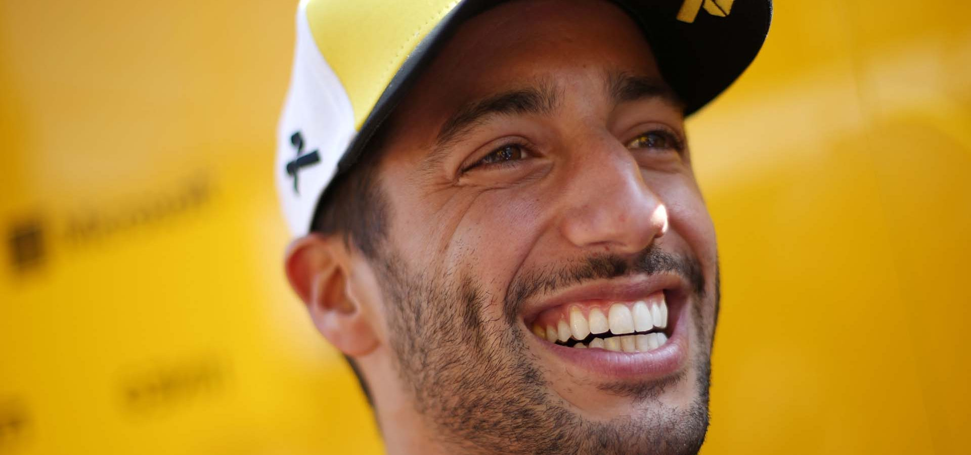 Daniel Ricciardo (AUS) Renault F1 Team. French Grand Prix, Thursday 20th June 2019. Paul Ricard, France.