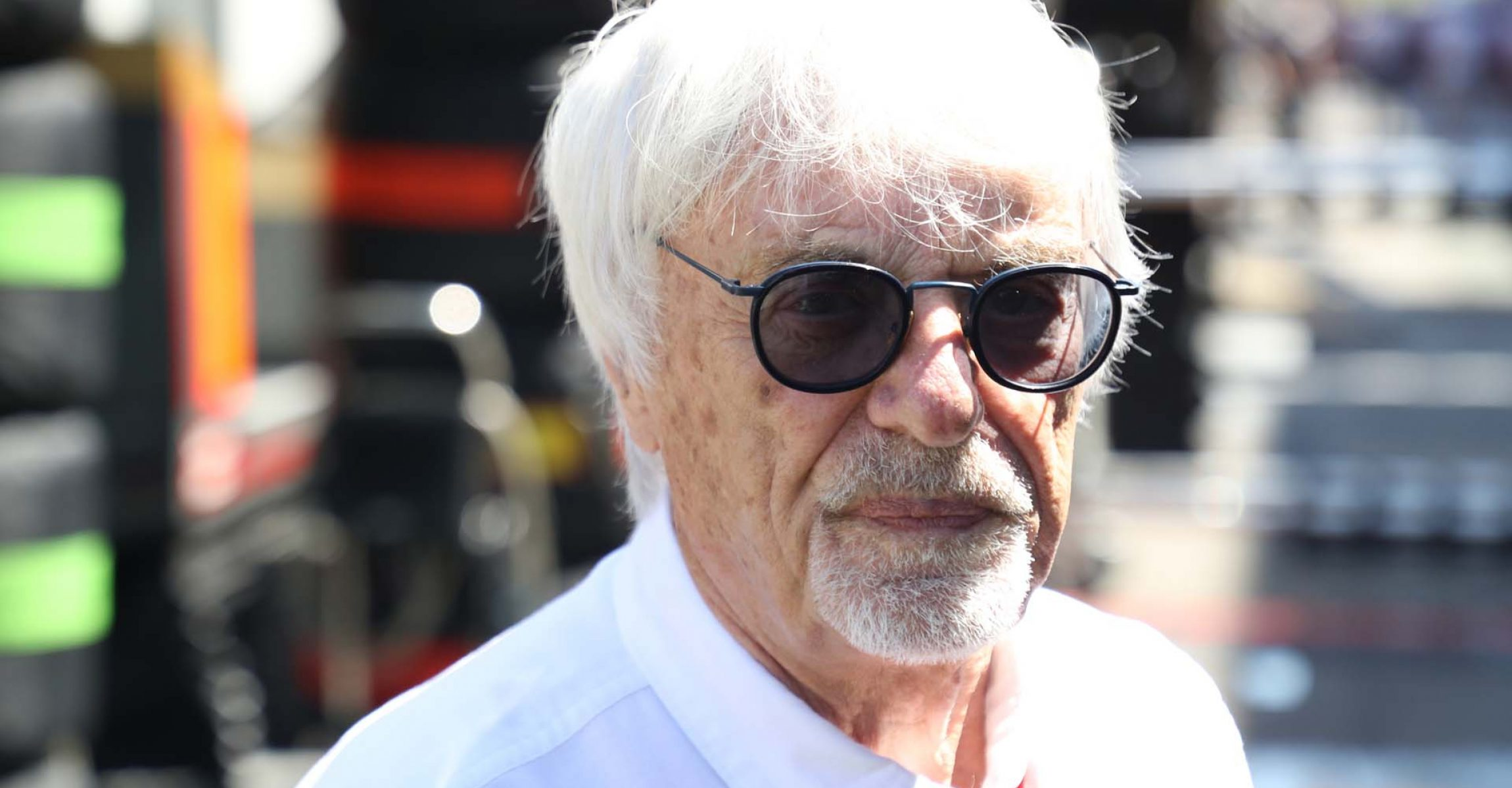 SPIELBERG,AUSTRIA,28.JUN.19 - MOTORSPORTS, FORMULA 1 - Grand Prix of Austria, Red Bull Ring, free practice. Image shows Bernie Ecclestone. Photo: GEPA pictures/ Andreas Pranter - For editorial use only. Image is free of charge.