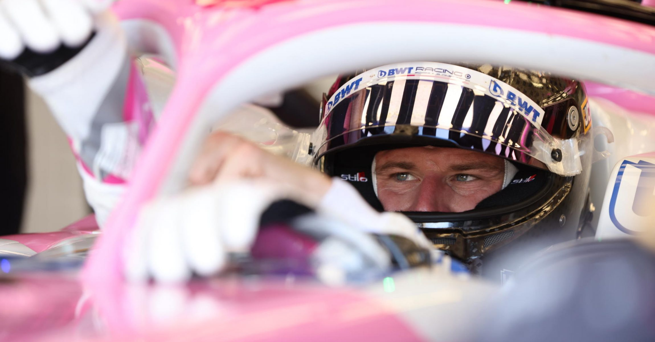 Nico Hülkenberg, Racing Point, British Grand Prix 2020, Silverstone