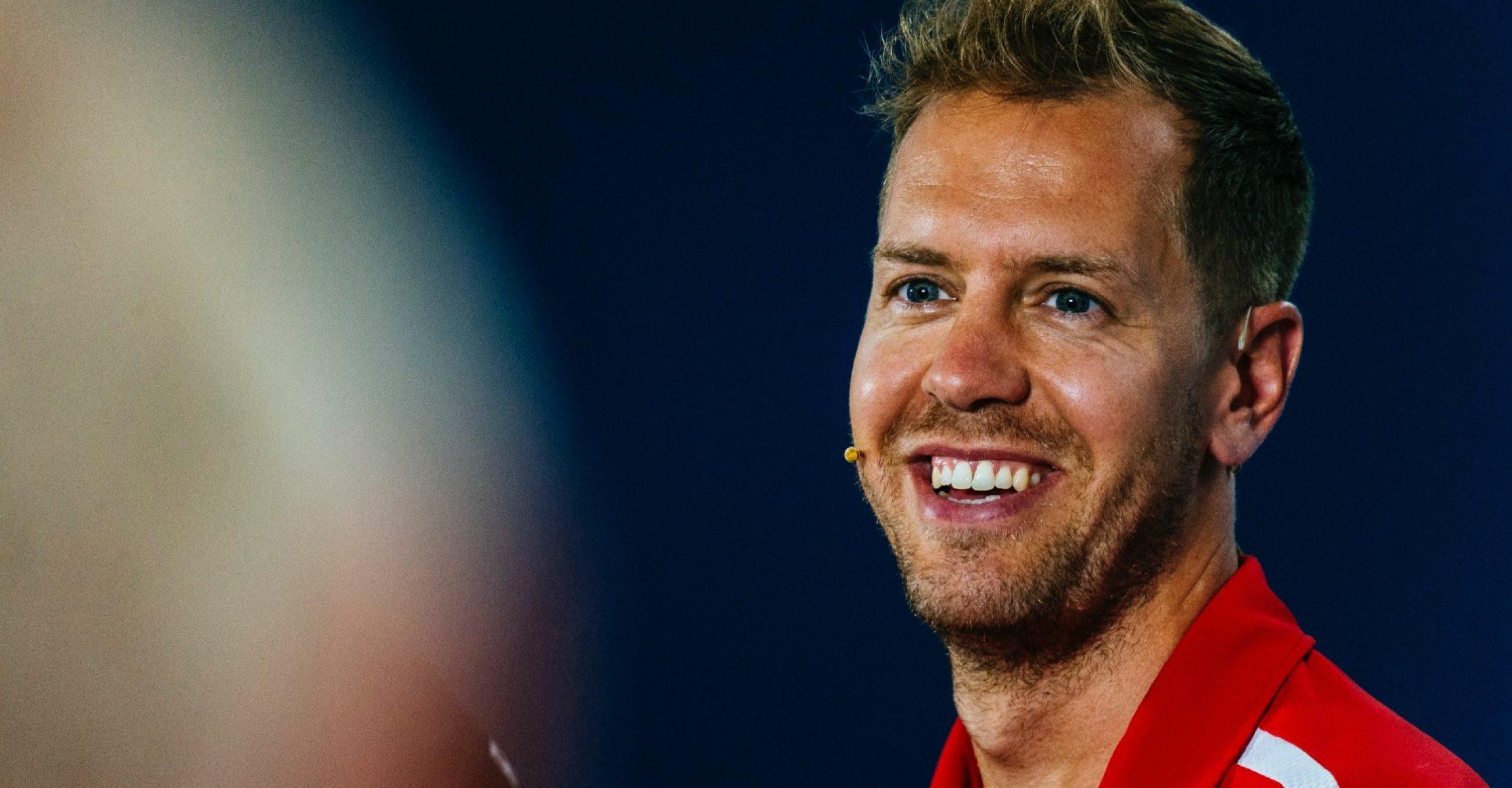 Sebastian Vettel, Hockenheim, Ferrari