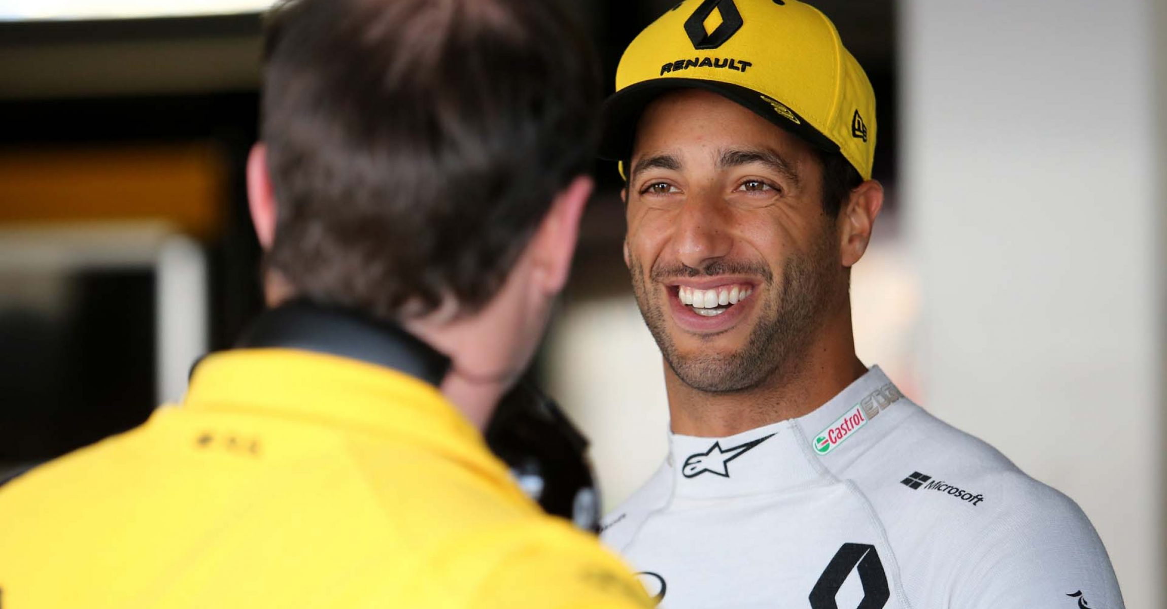Daniel Ricciardo (AUS) Renault F1 Team. German Grand Prix, Friday 26th July 2019. Hockenheim, Germany.