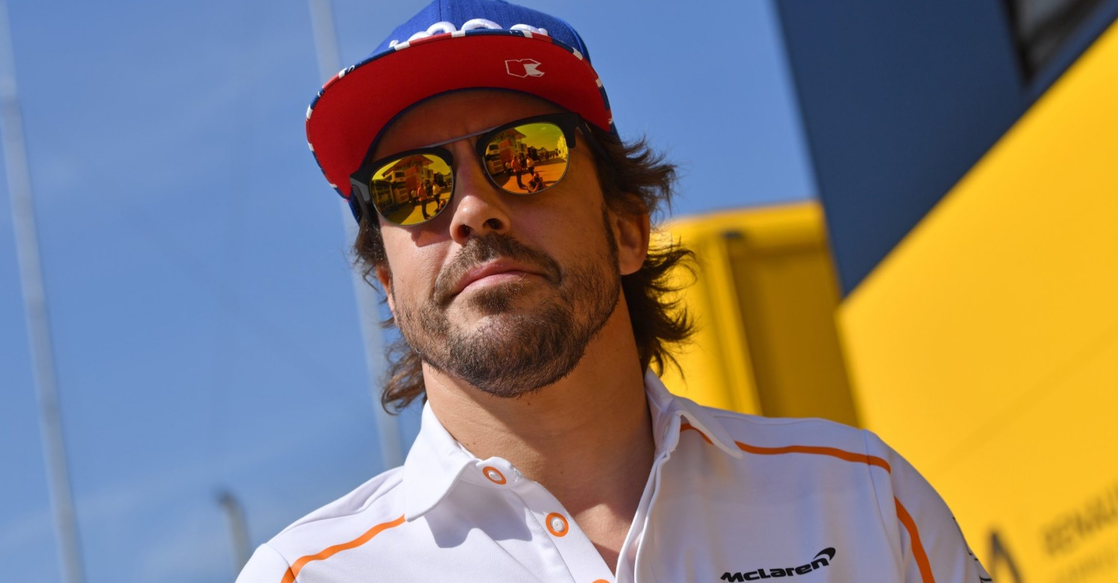 Silverstone Circuit, Northamptonshire, UK Saturday 7 July 2018. Fernando Alonso, McLaren. Photo: Jerry Andre/McLaren ref: Digital Image dcb1807jy05